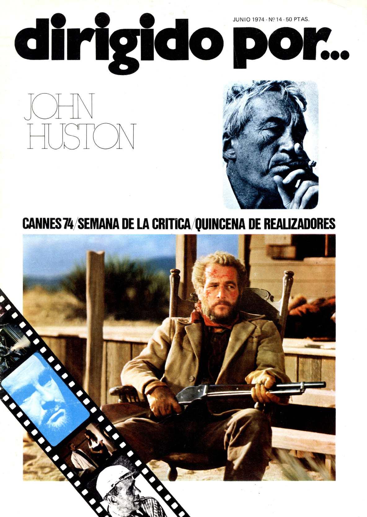 Dossier John Huston
