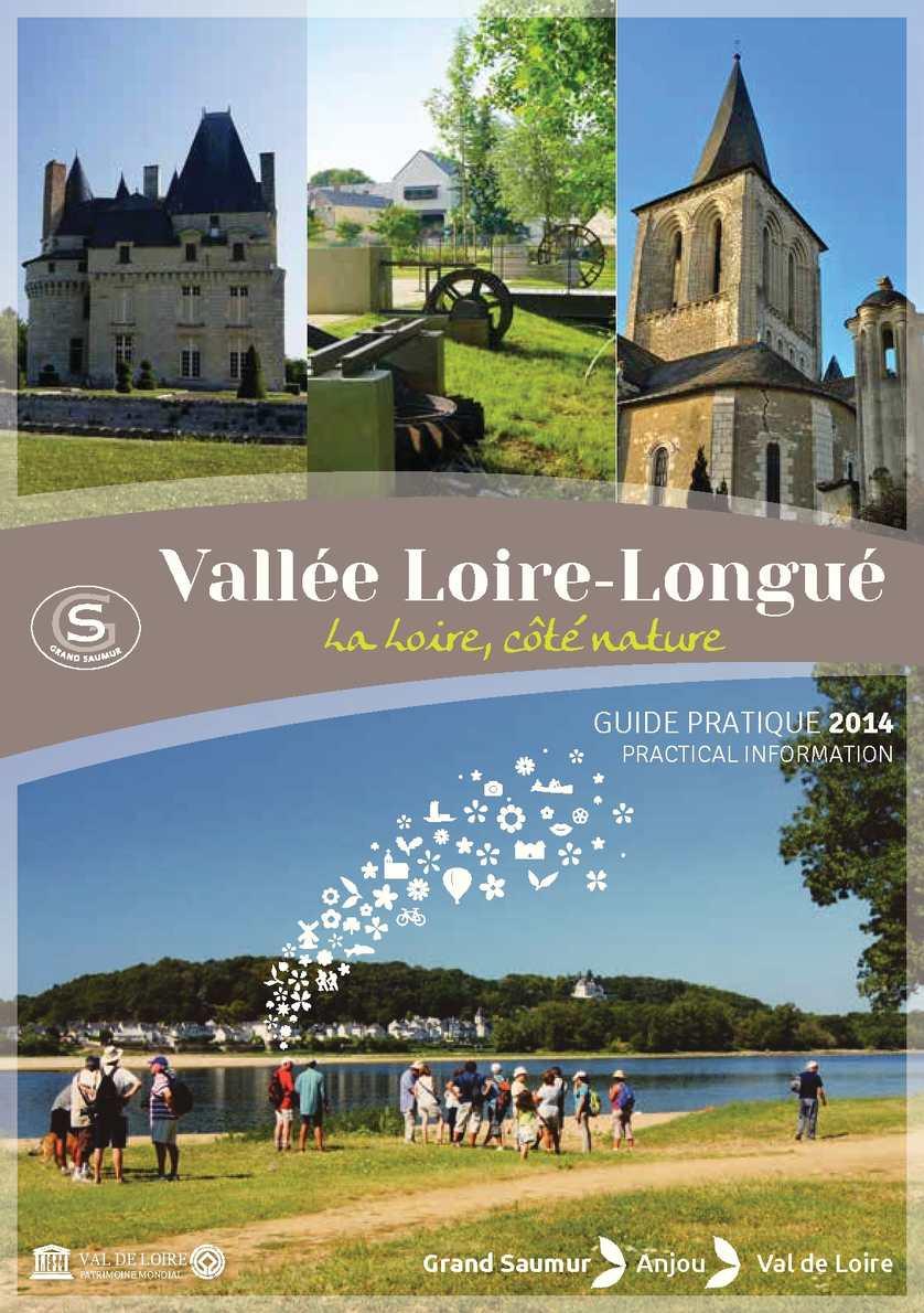 Calam o office de tourisme loire longu guide pratique 2014 - Office tourisme loire forez ...