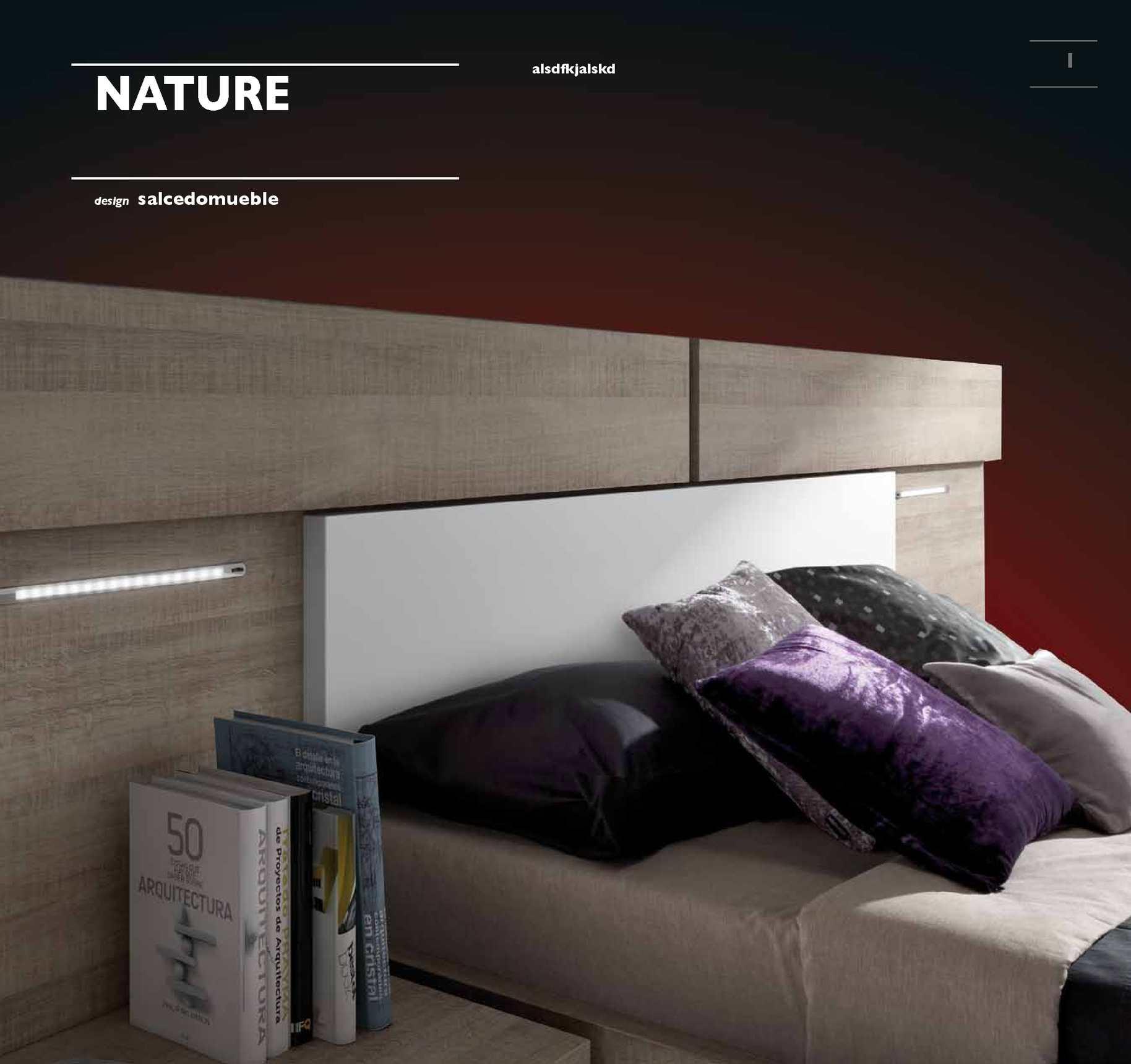calam o muebles salcedo nature. Black Bedroom Furniture Sets. Home Design Ideas