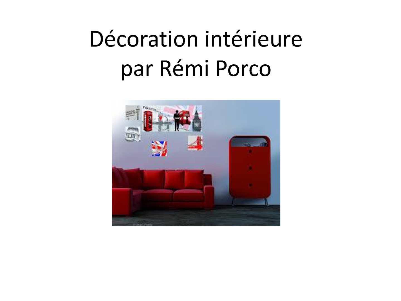 calam o d coration int rieure par r mi porco. Black Bedroom Furniture Sets. Home Design Ideas