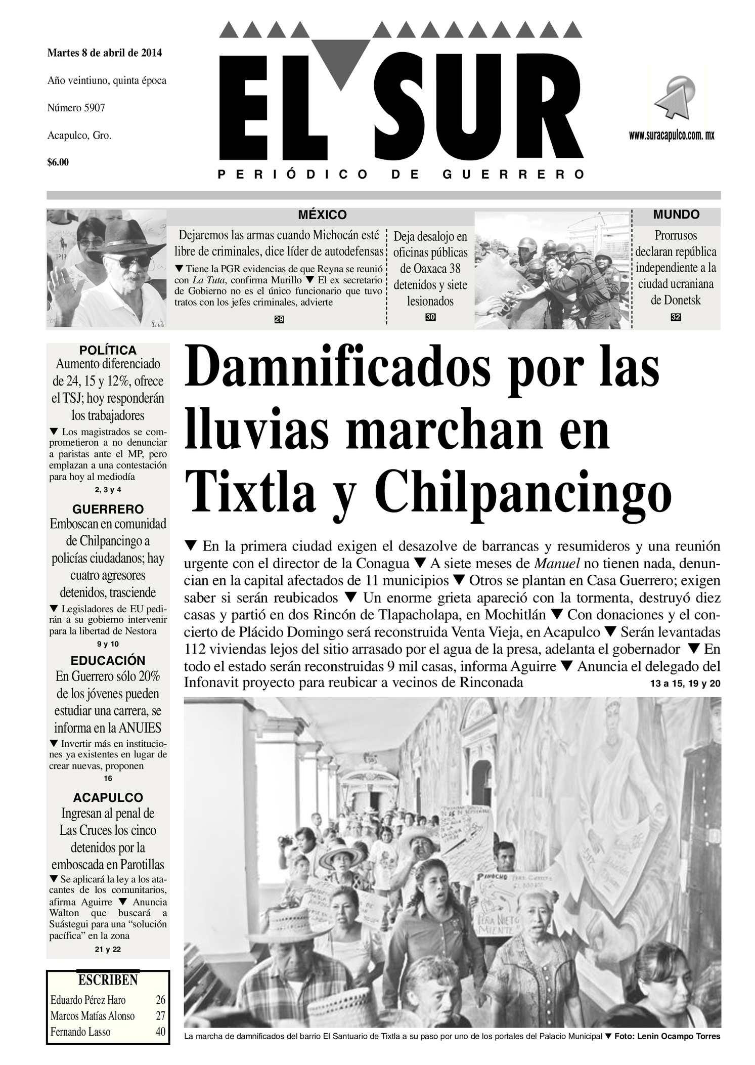 Calaméo - El Sur Martes 08042014.pdf