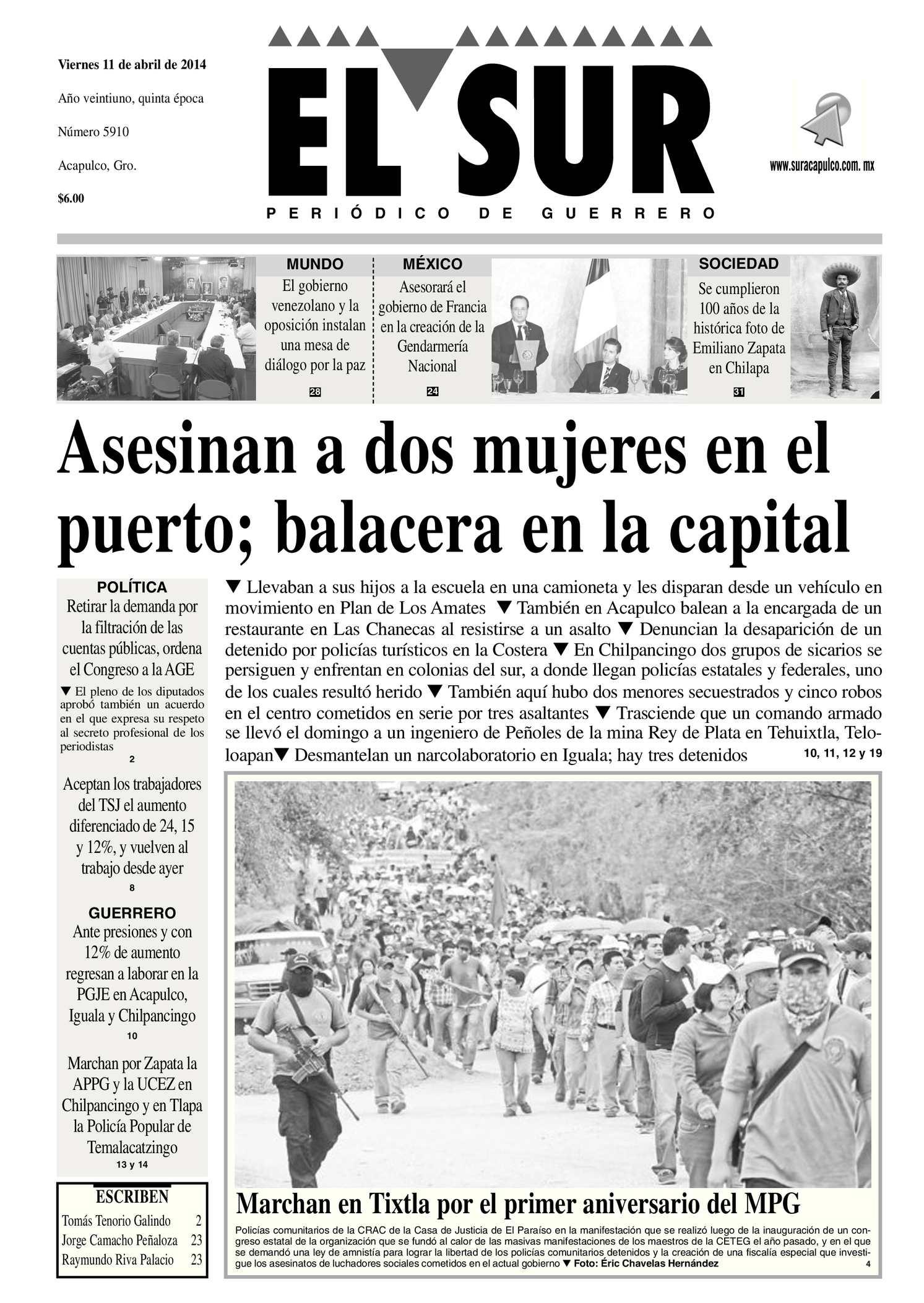 Calaméo - El Sur Viernes 11042014.pdf