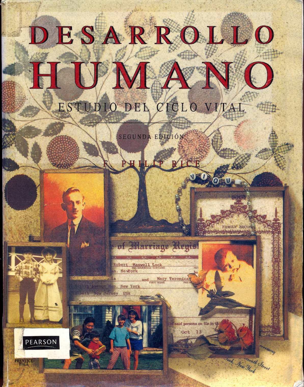 Desarrollo Humano Estudio del Ciclo Vital- F.Philip Rice