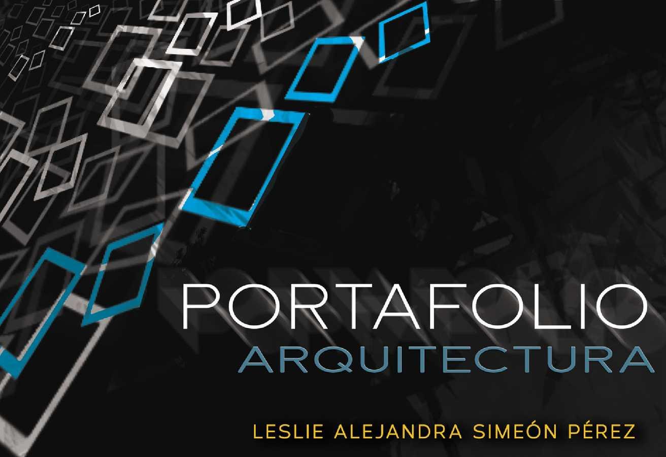 Calam o portafolio arquitectura for Portafolio arquitectura