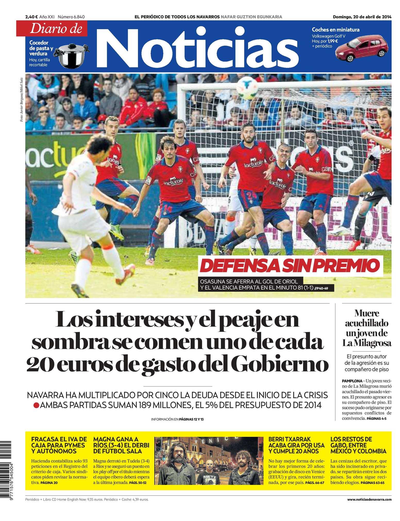 Calaméo - Diario de Noticias 20140420 a3b86b2ccb3