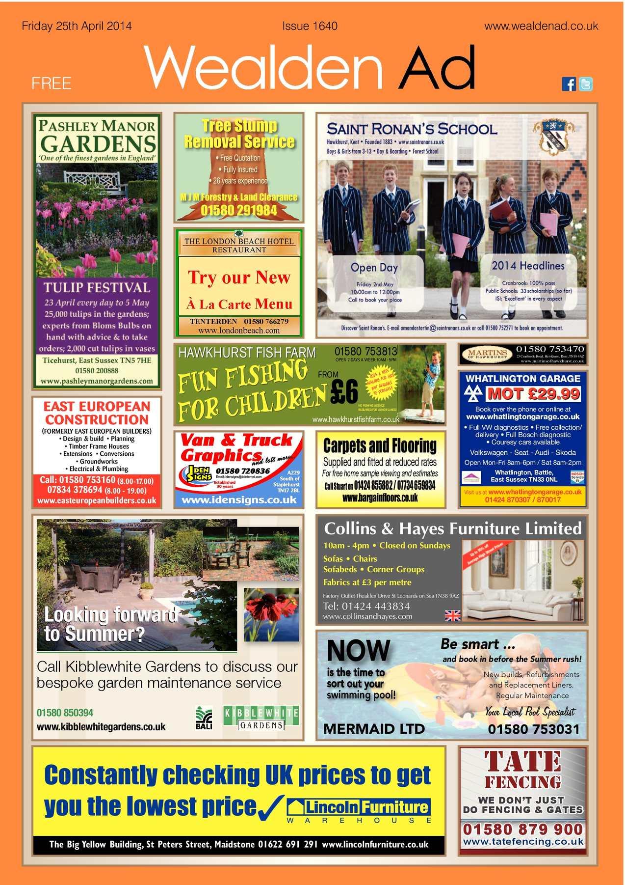 Calamo Wealden Advertiser 25 04 2014 Skoda Fabia Vrs Fuse Box