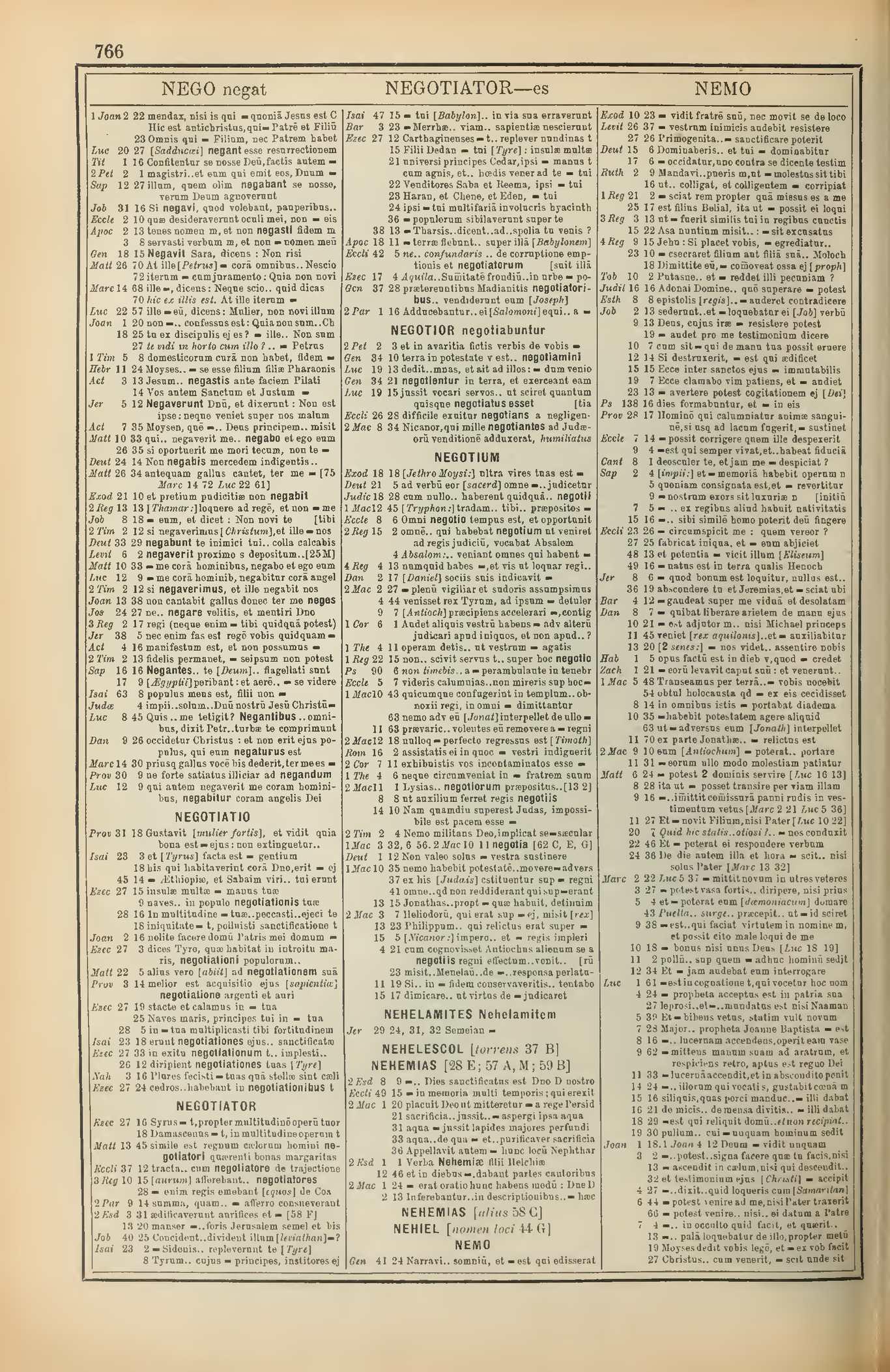 Calaméo Concordantiarum universae scripturae sacrae 4 Peultier Eugenius Etienne Louis Gantois Leo 1897