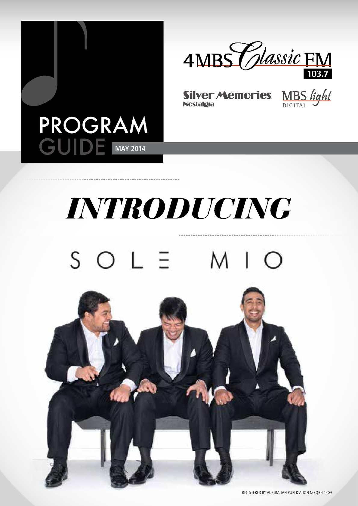 Calaméo - 4MBS Program Guide May 2014
