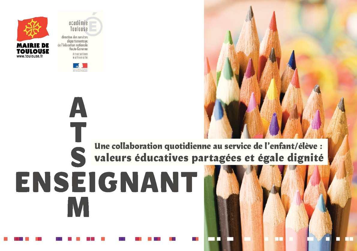 Une charte pour les ATSEM  TLSV Luçon  www.tlsv  vidéo Dailymotion