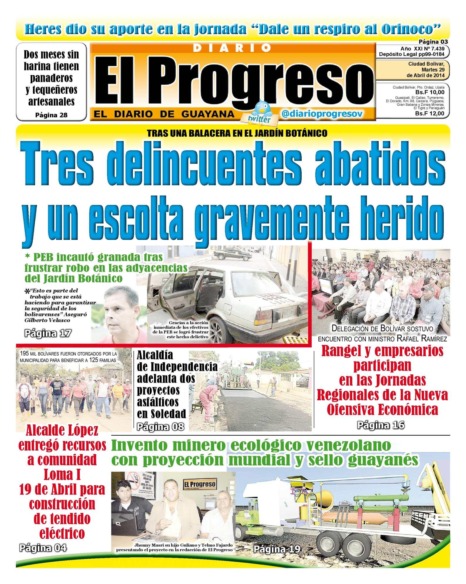 Calaméo - DIARIO EL PROGRESO EDICIÓN DIGITAL 29-04-2014