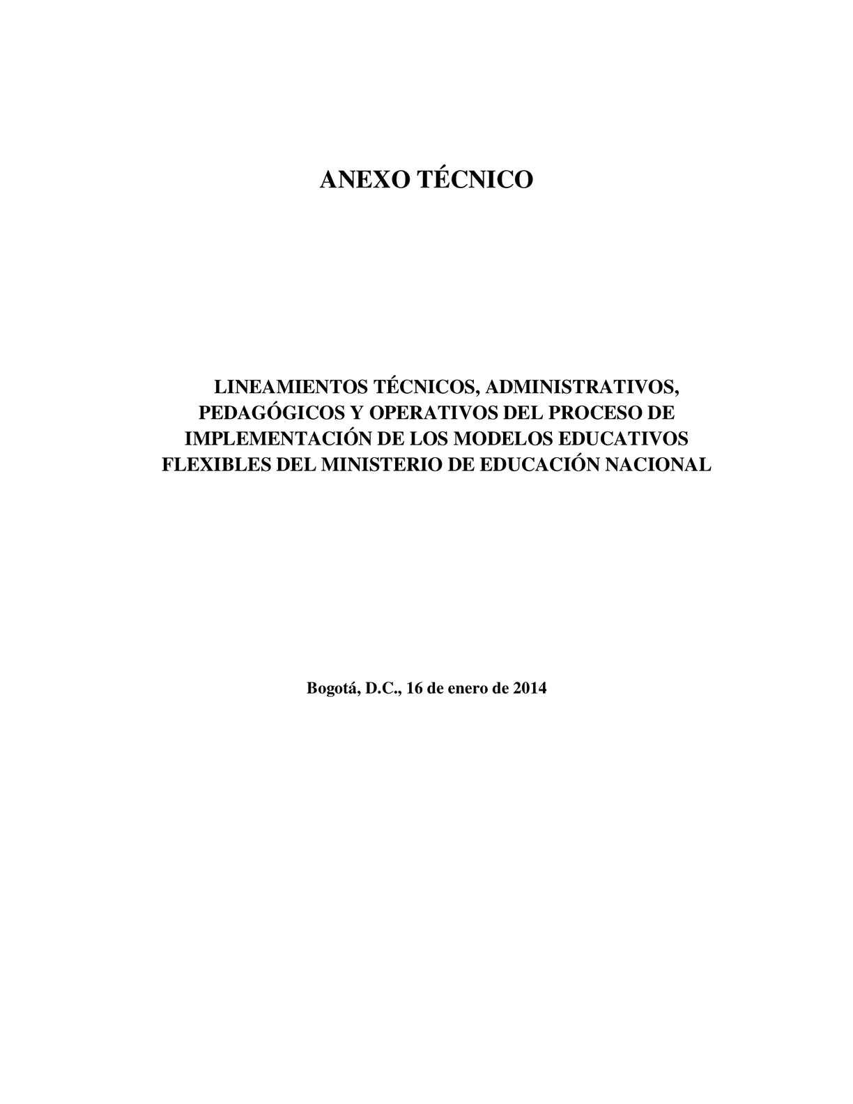 Calaméo - MODELOS FLEXIBLES 2014