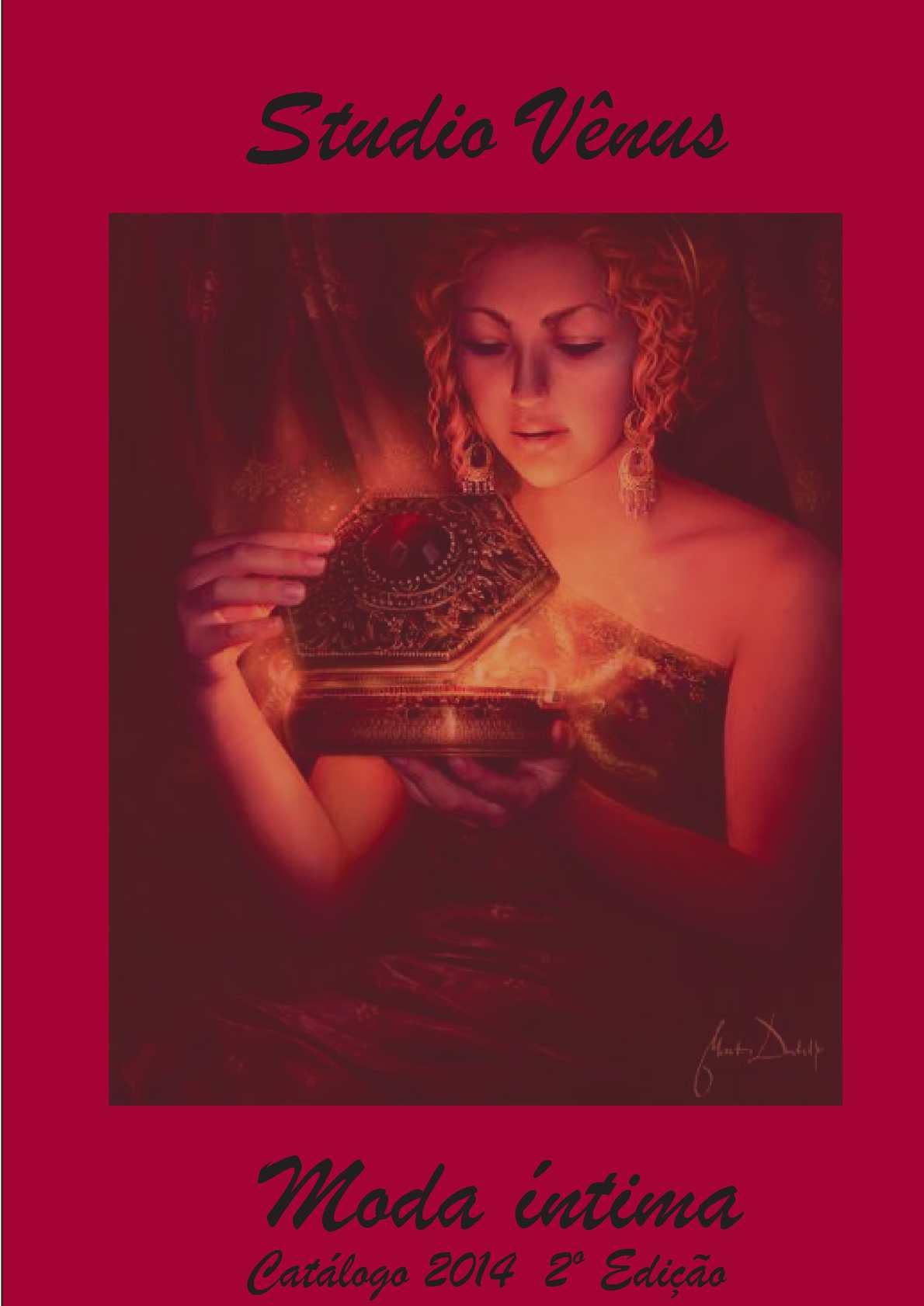 Catálogo Virtual Lingerie 2º edição 2014
