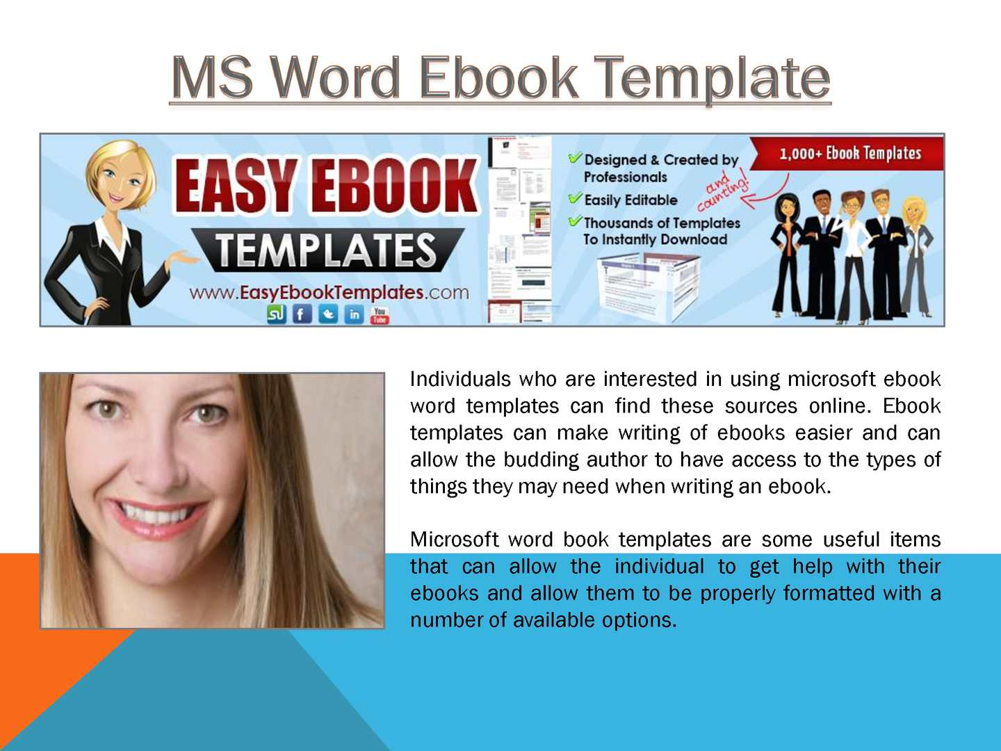 Calameo Ms Word Ebook Template