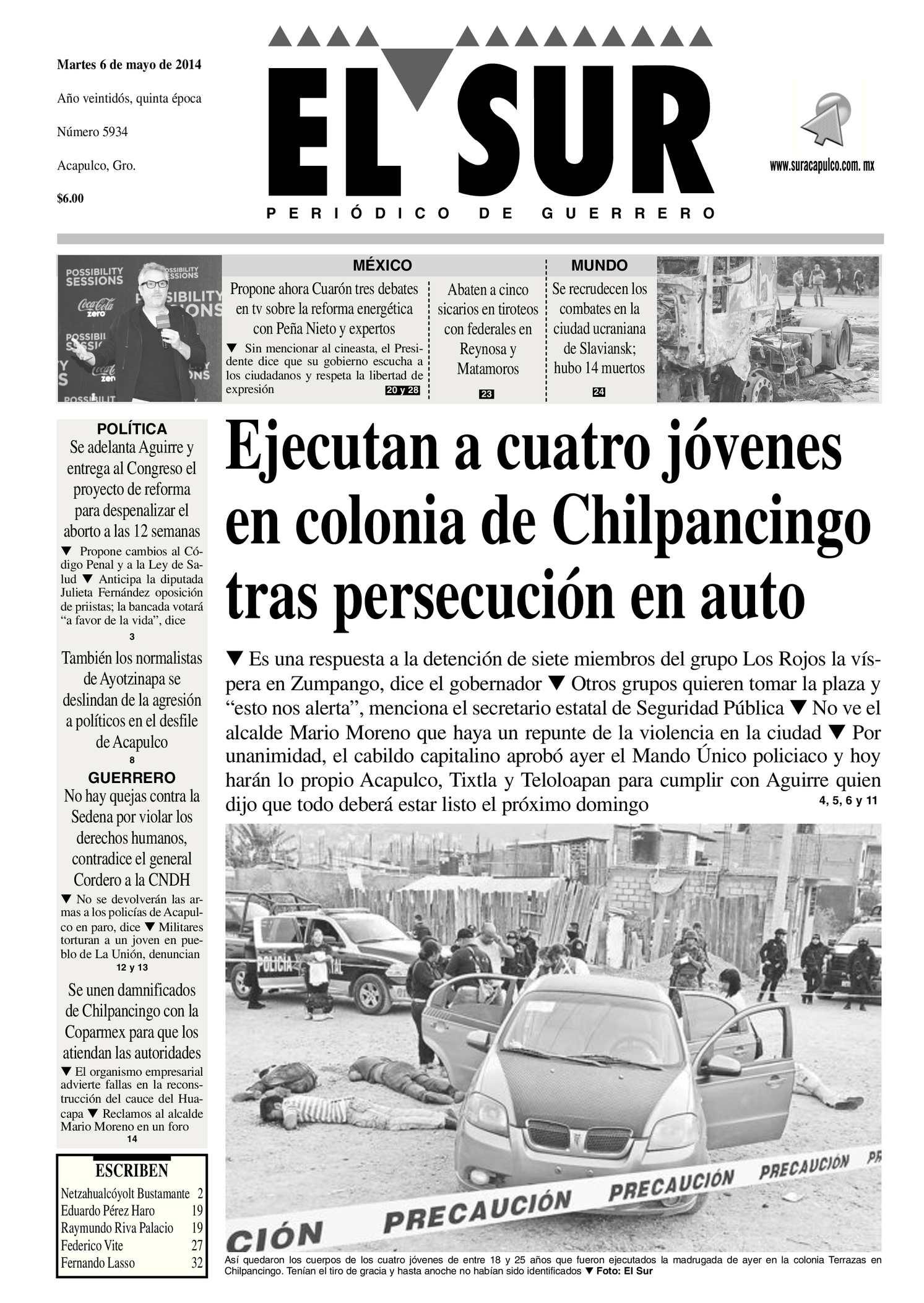 Calaméo - El Sur Martes 06052014.pdf