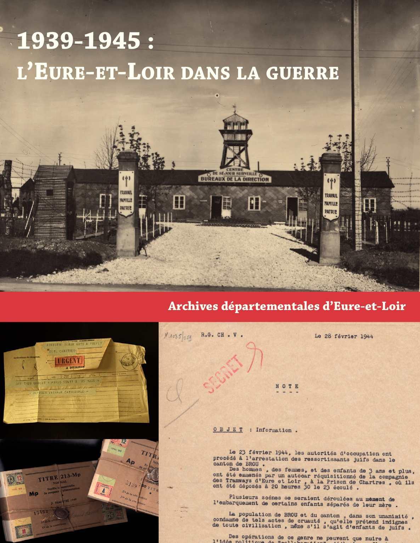 Calam o 1939 1945 l 39 eure et loir dans la guerre - Brocante dans l eure ...