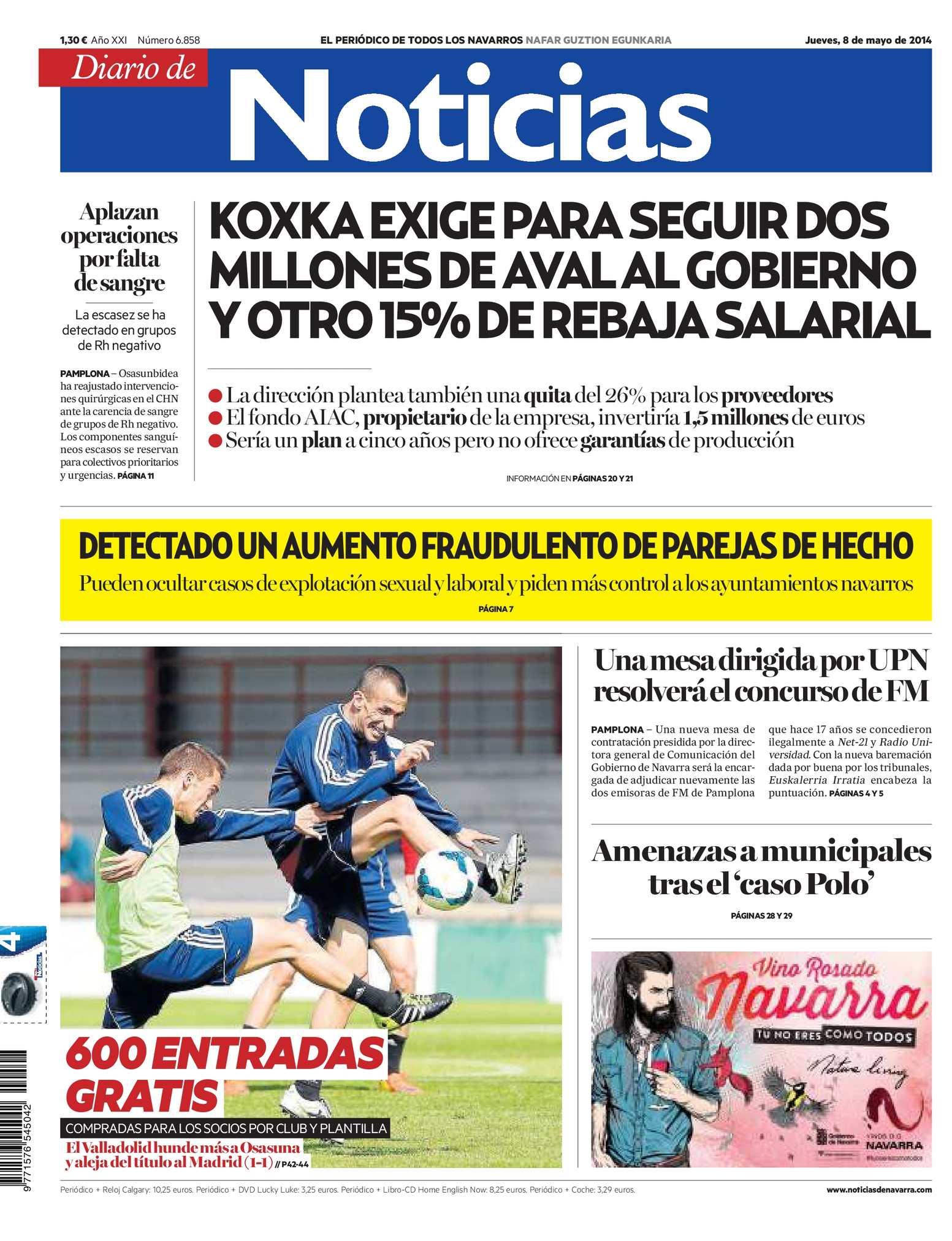 Calaméo - Diario de Noticias 20140508 eff0bdf33fe84