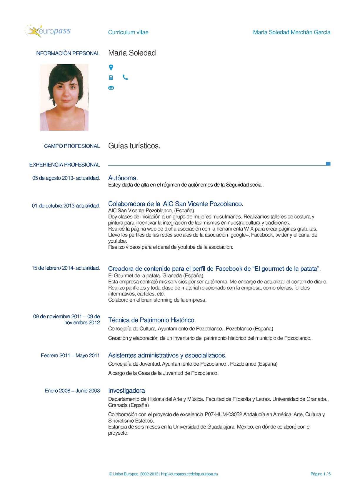 Calaméo - Curriculum. fol 9