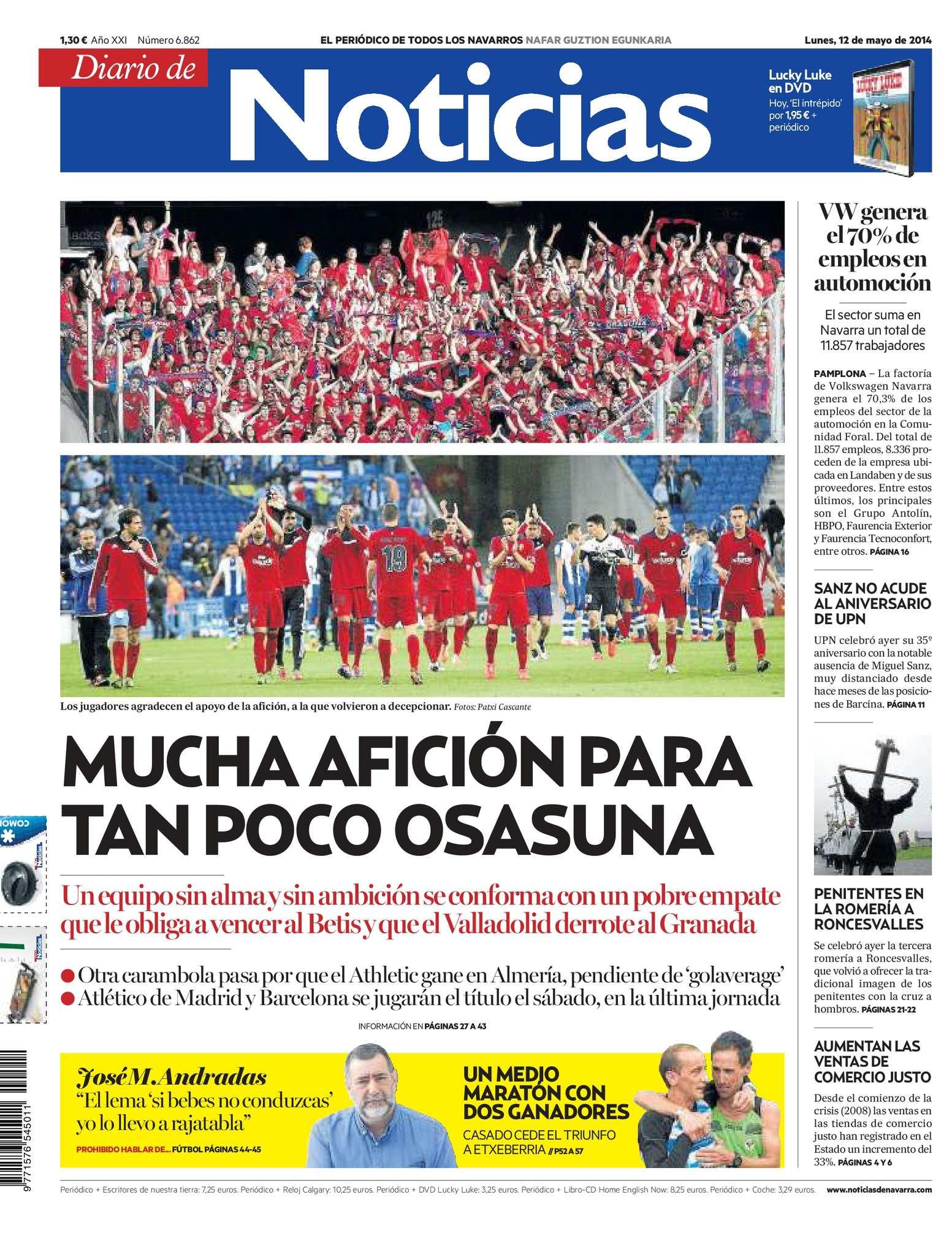 Calaméo - Diario de Noticias 20140512