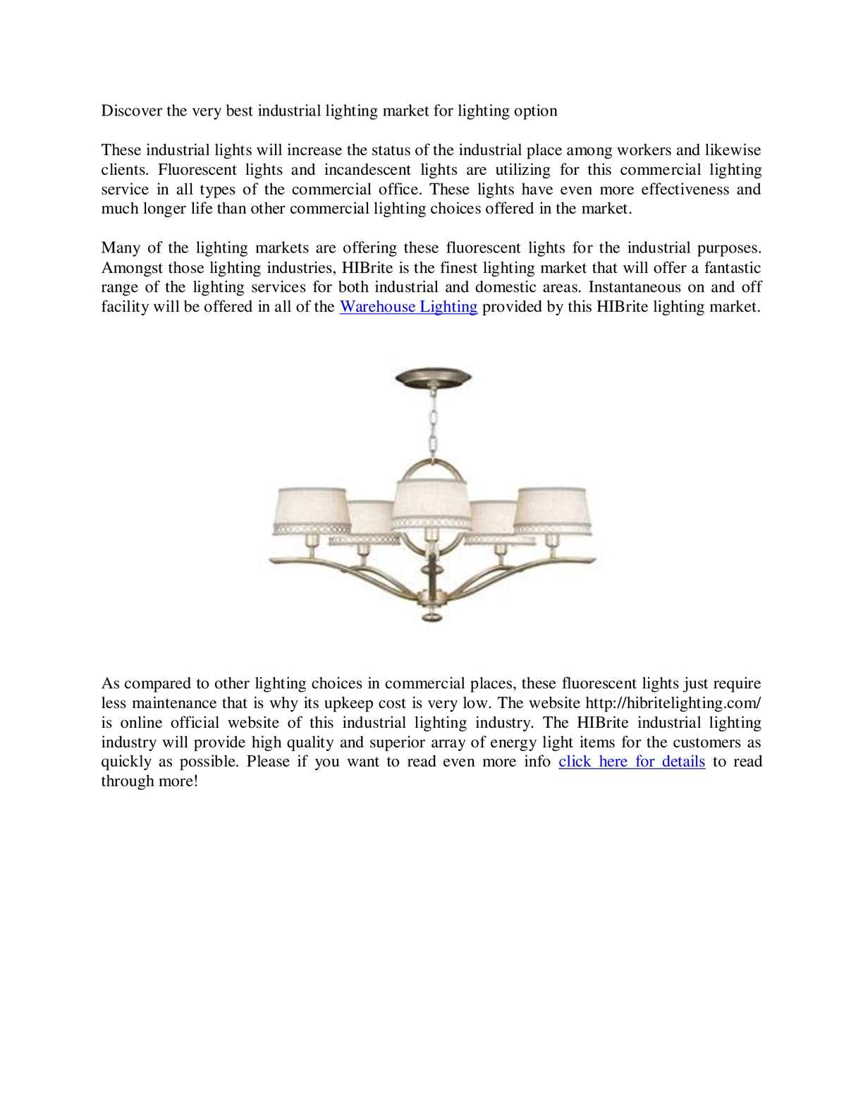 Calamo warehouse lighting mozeypictures Gallery