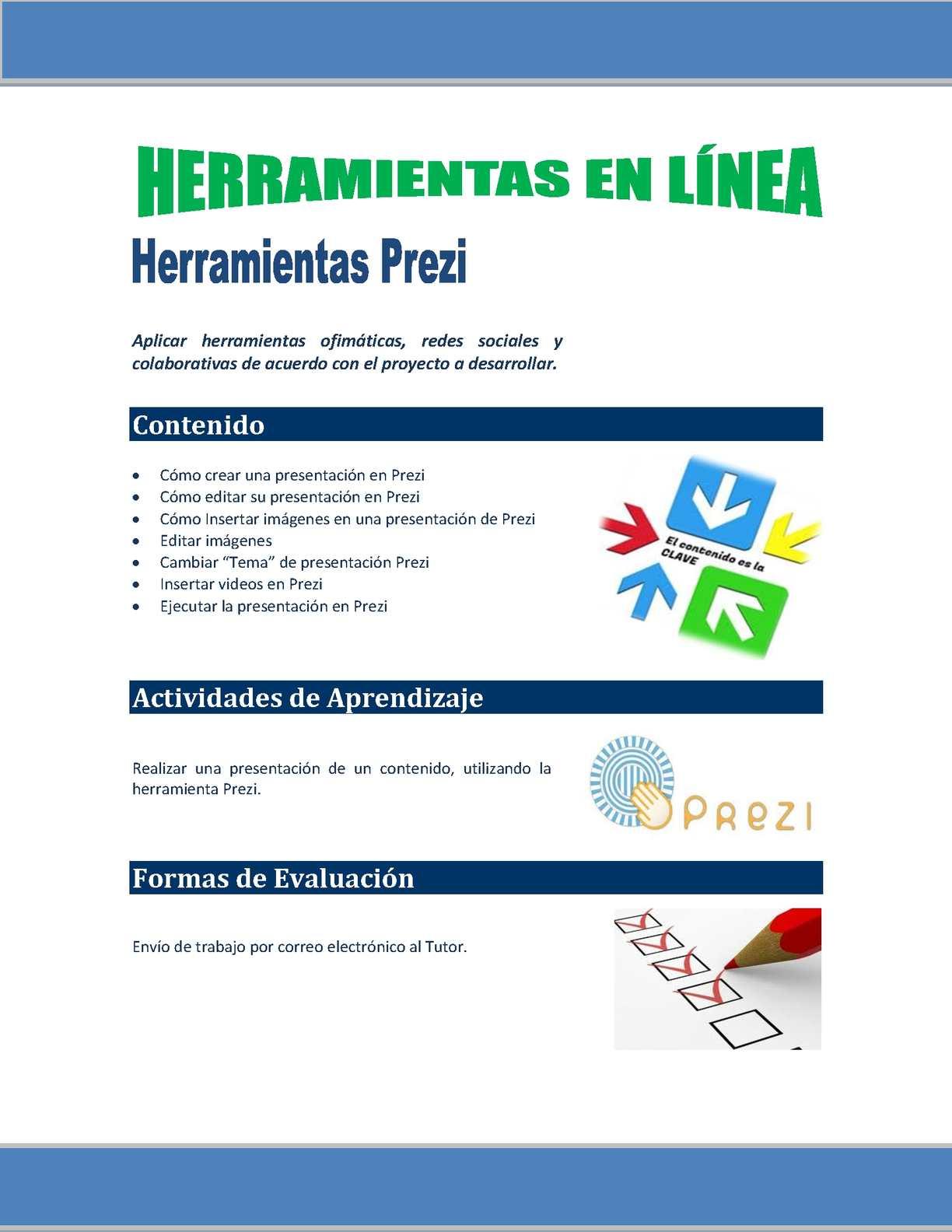 Calaméo - Herramienta Multimedia Prezi
