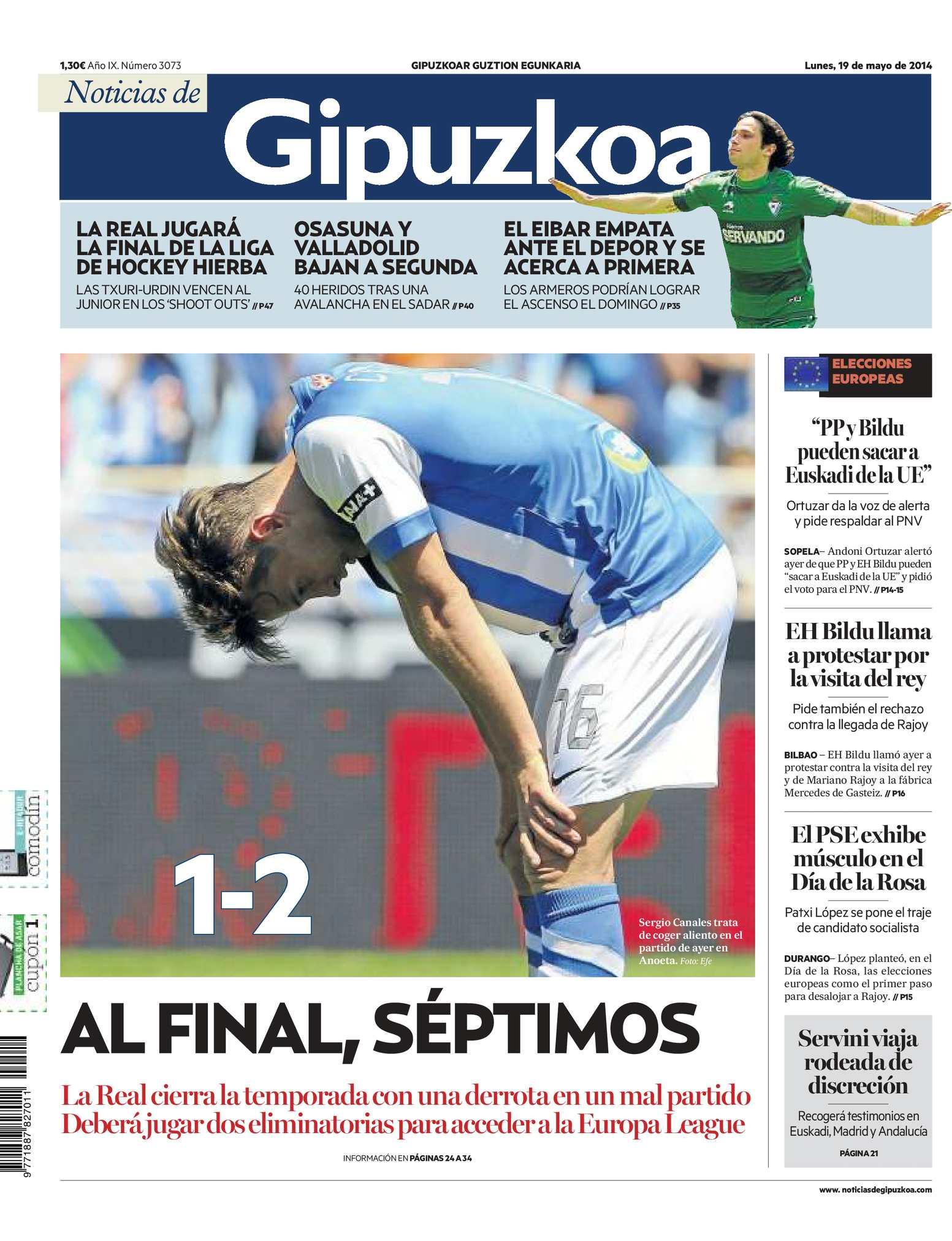 Calaméo - Noticias de Gipuzkoa 20140519 1c38e168e86f4