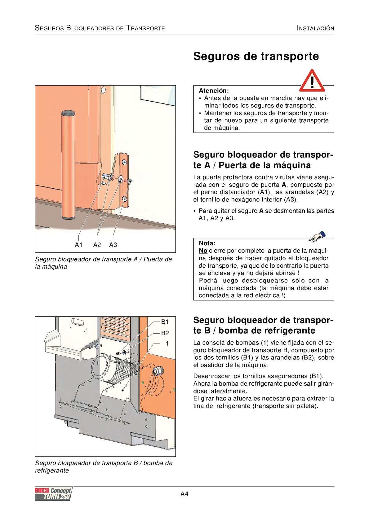 MANUAL TORNO - DESCRIPCIÓN DE LA MÁQUINA - CALAMEO Downloader