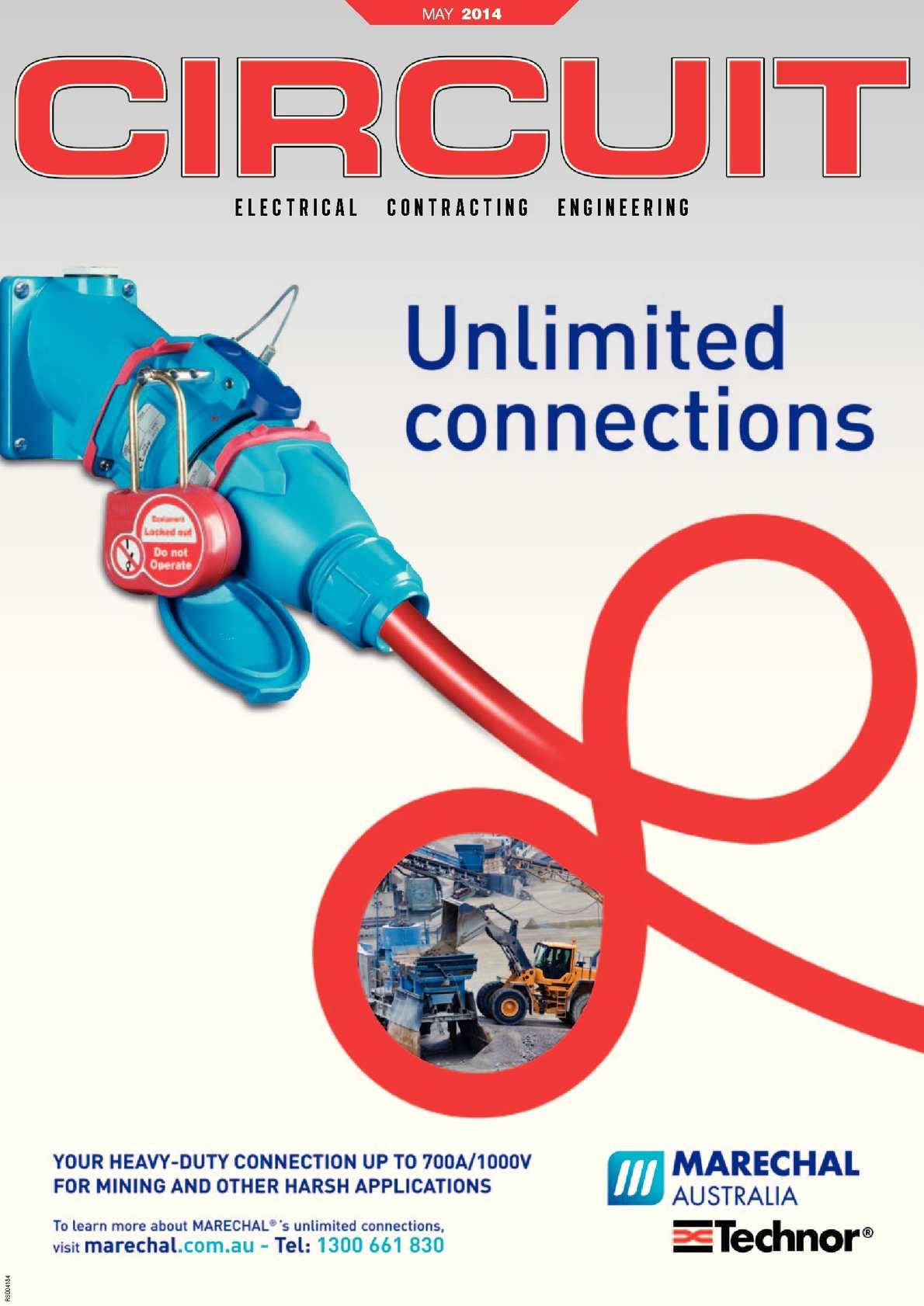 Calamo Circuit May 2014 Household Circuits Ausgrid