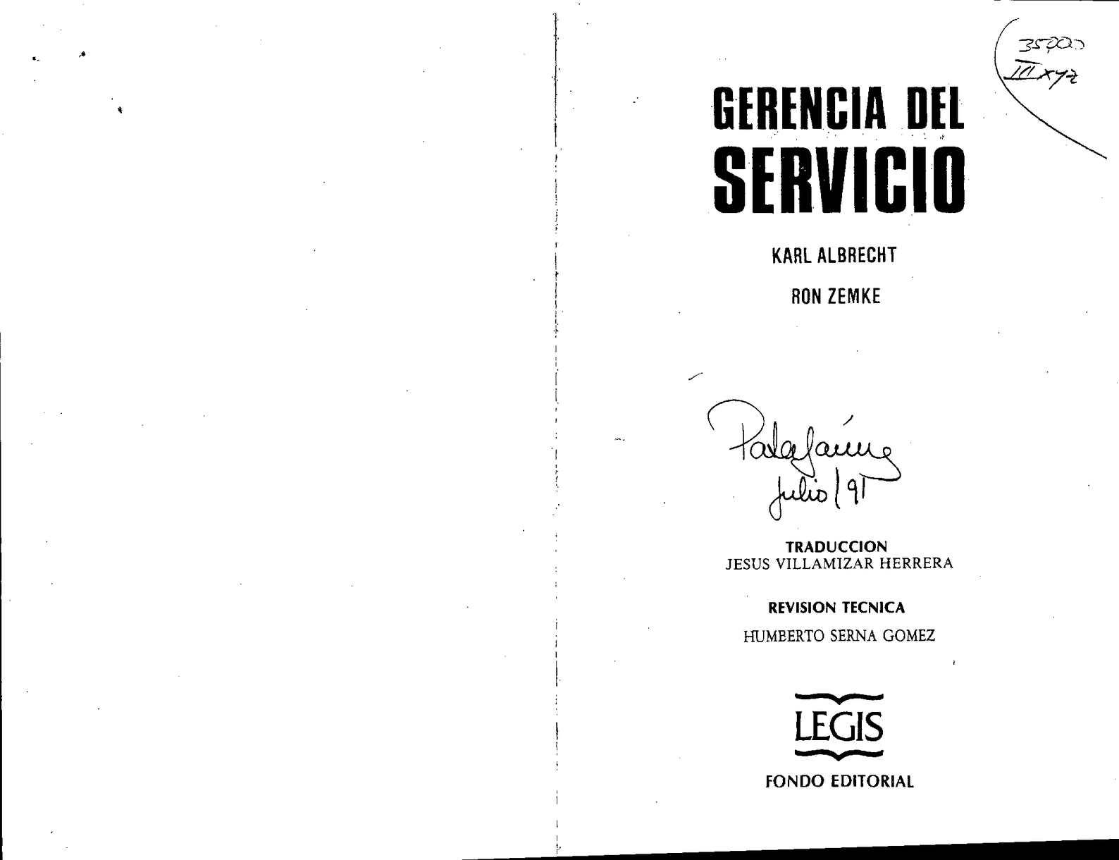 Calaméo - servicio