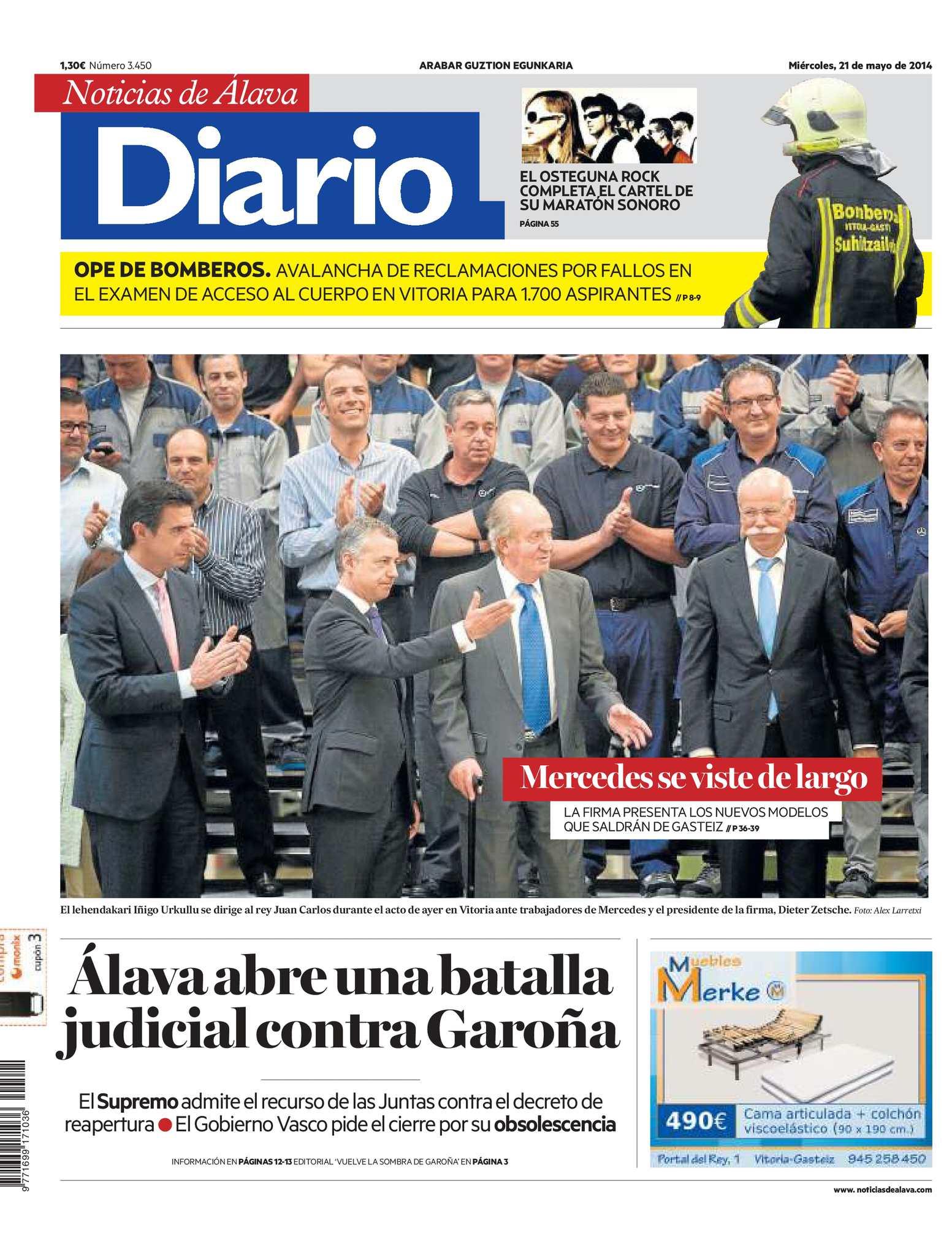 Calaméo - Diario de Noticias de Álava 20140521
