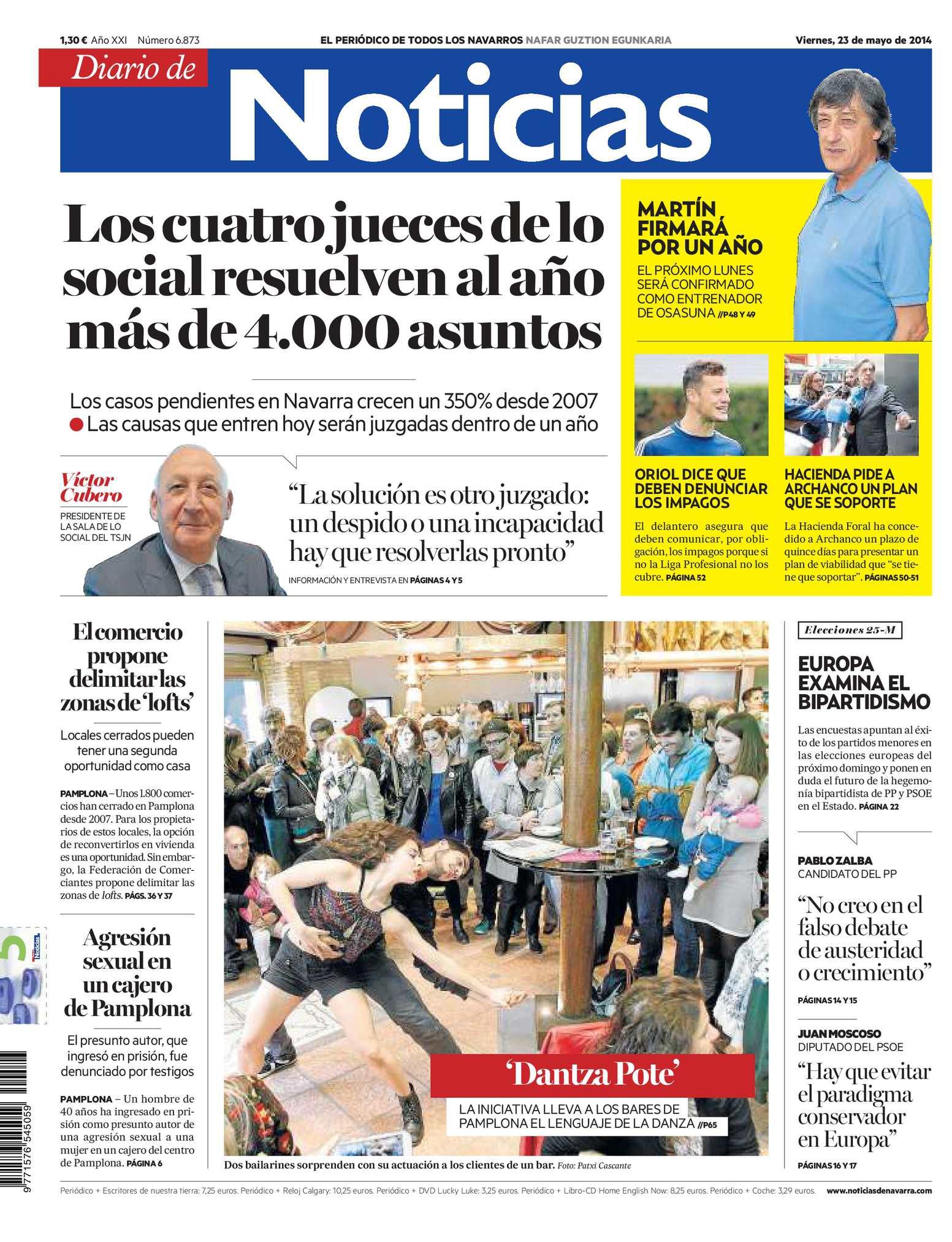 Calaméo - Diario de Noticias 20140523