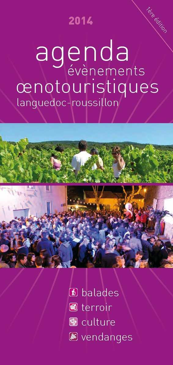 Calam o agenda oenotourisme lr 2014 web - Chambre agriculture languedoc roussillon ...