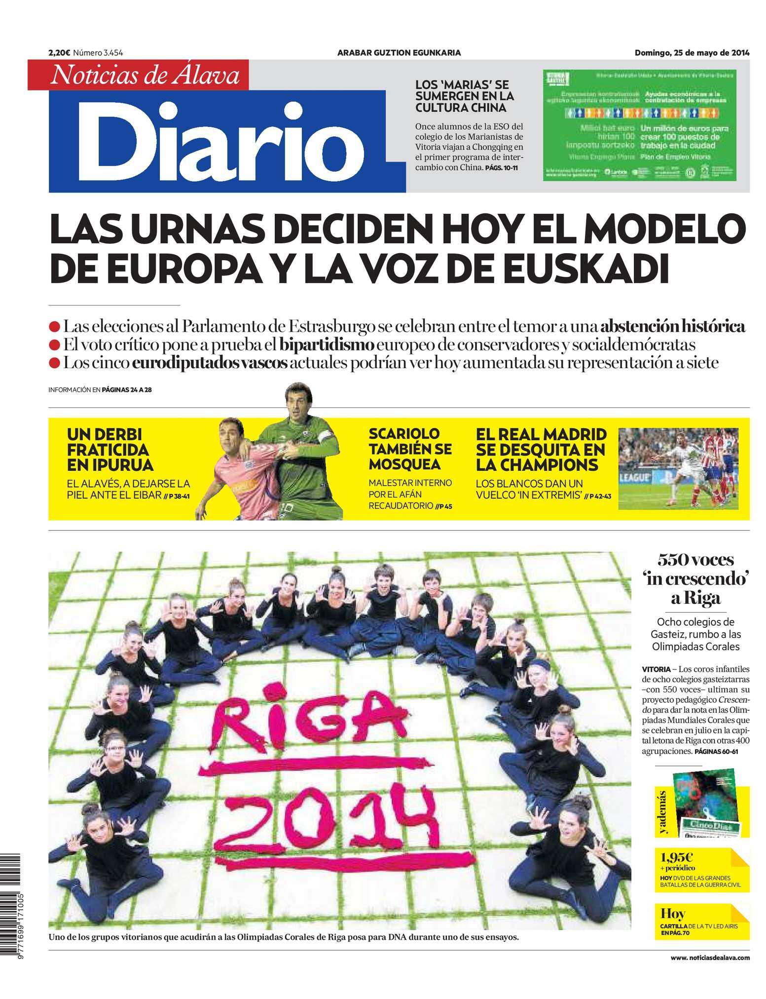 Calaméo - Diario de Noticias de Álava 20140525
