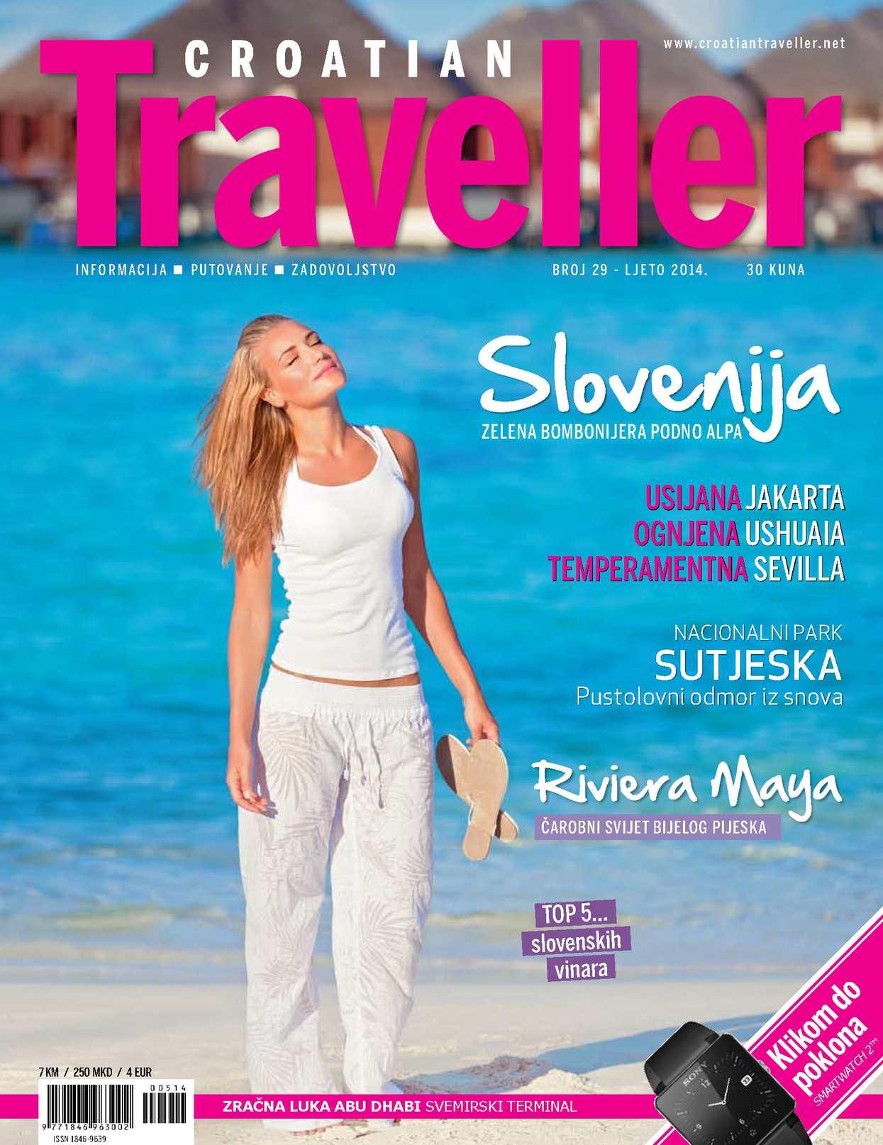 Croatian Traveller br.29