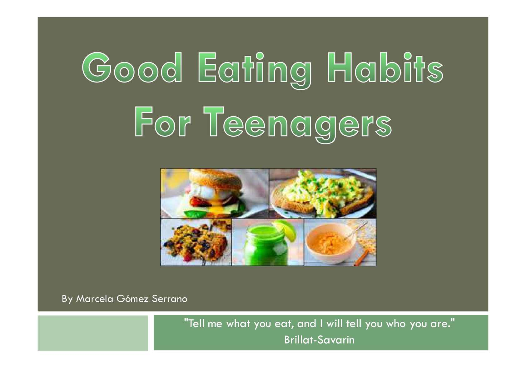 good eating habits Some good eating habits that we should always keep in mind are given below wash your hands properly before and after every meal do not waste food eat from your own and clean plate.