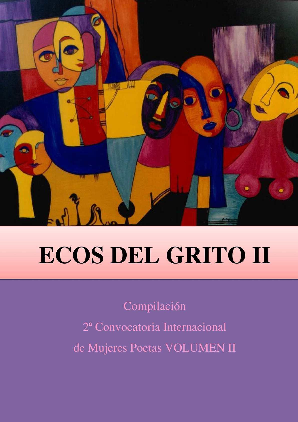 ECOS DEL GRITO - Volumen II