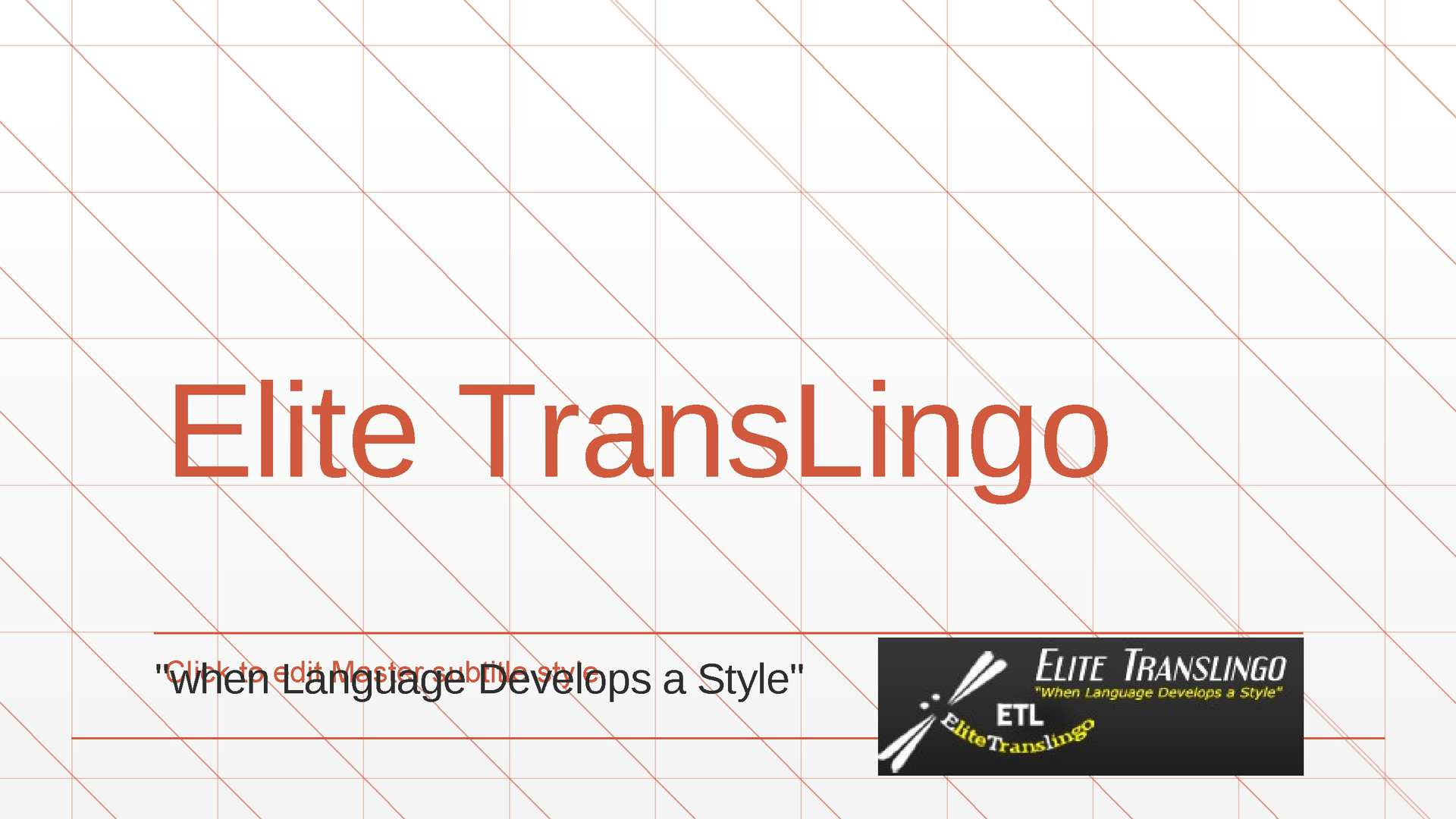 Website translation quote