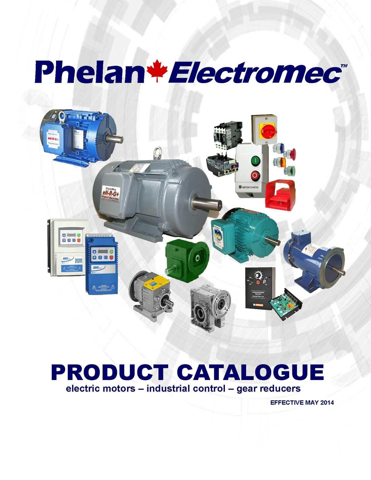 Calamo Product Catalogue May 28 2014 Genteq Ecm Motor Wiring Diagram