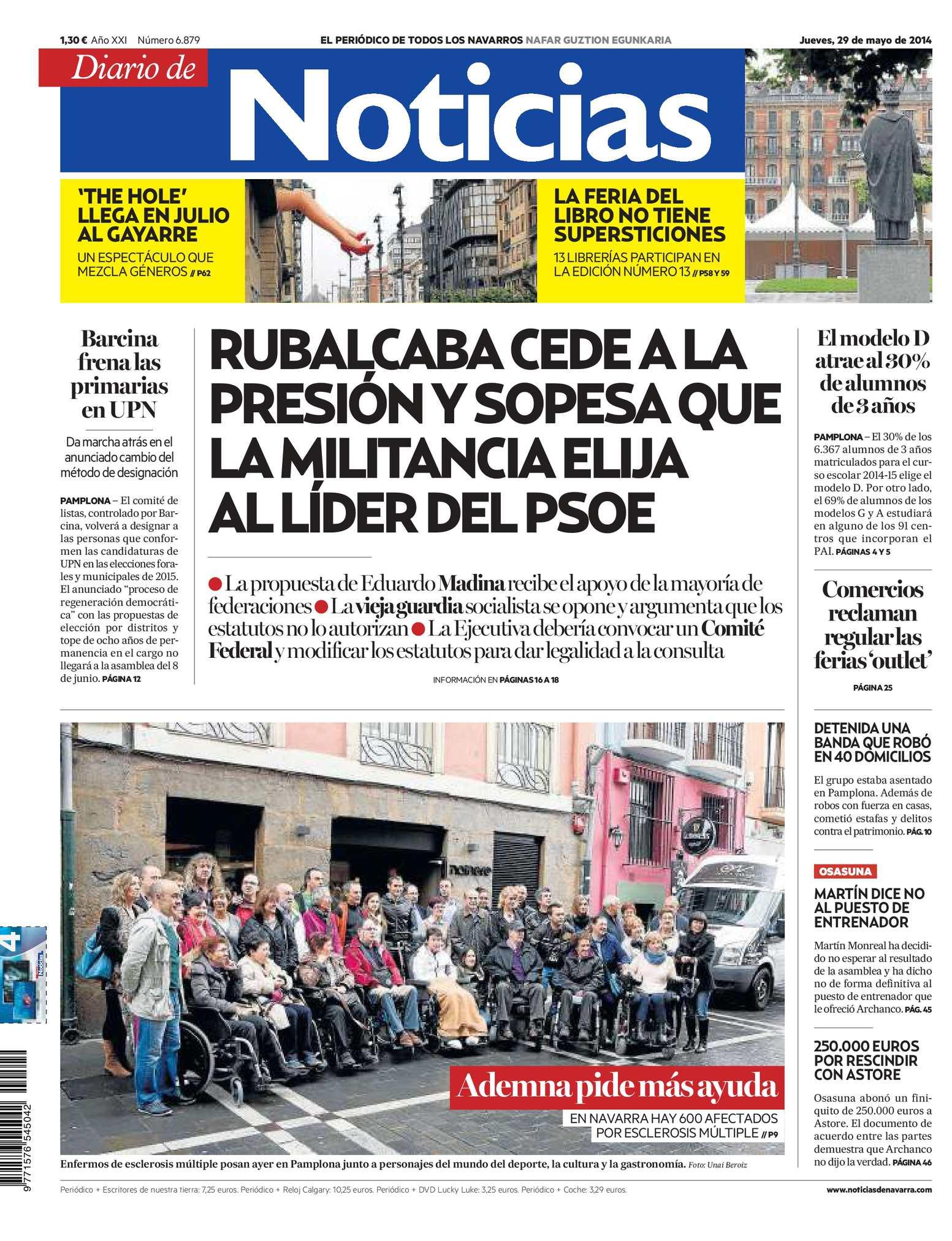 Calaméo - Diario de Noticias 20140529