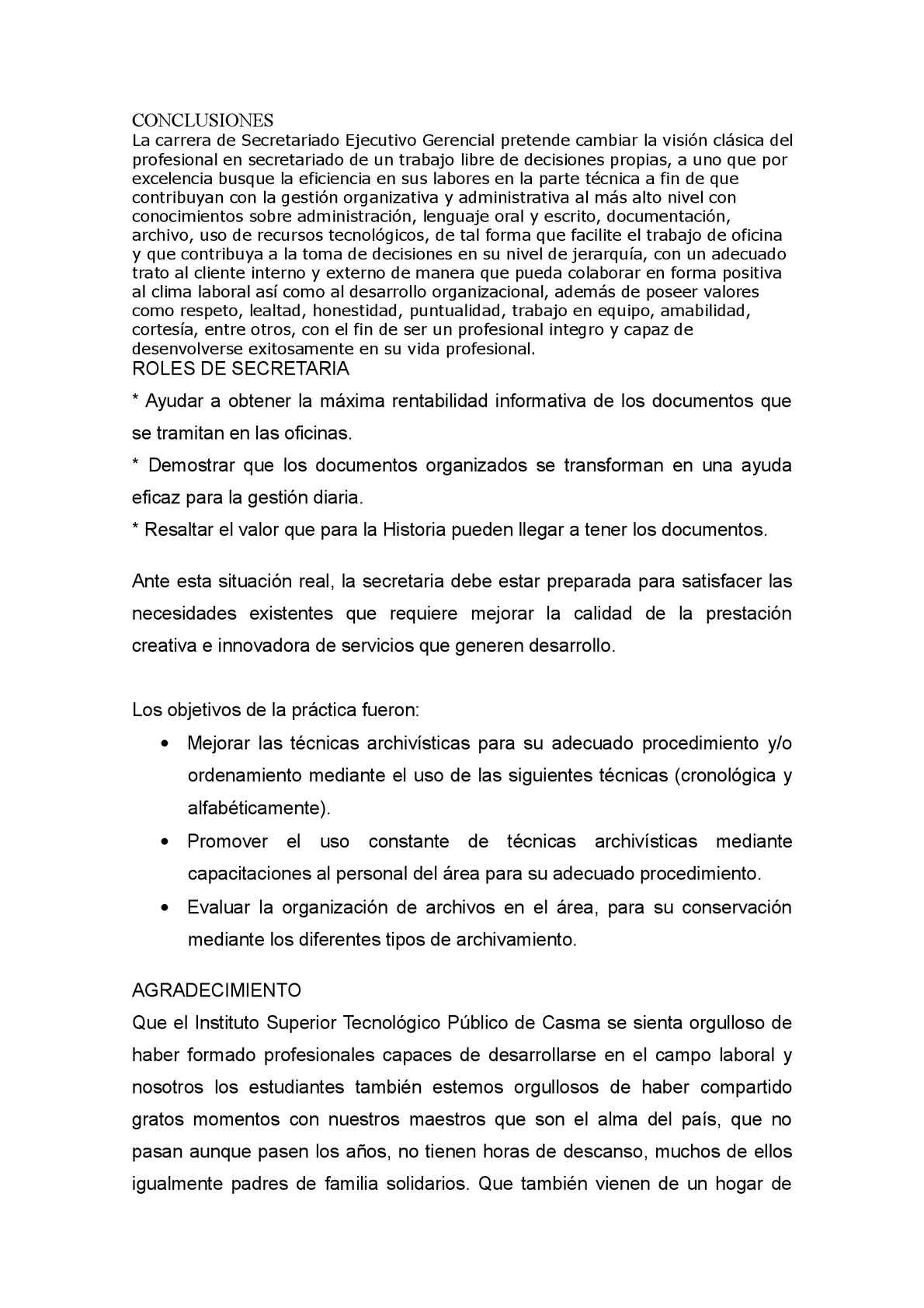 Calaméo - secretariado