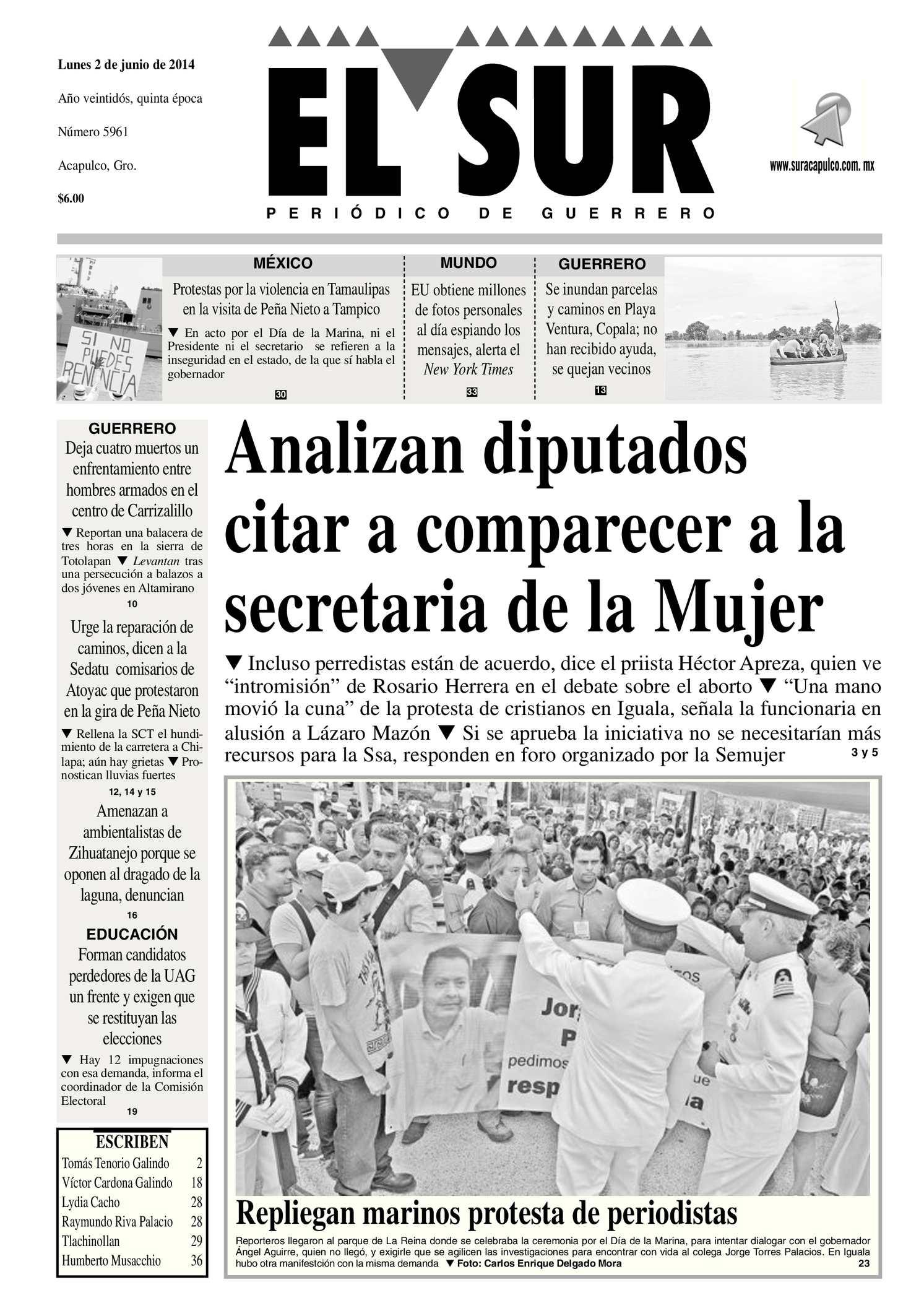 Calaméo - El Sur Lunes 02052014.pdf