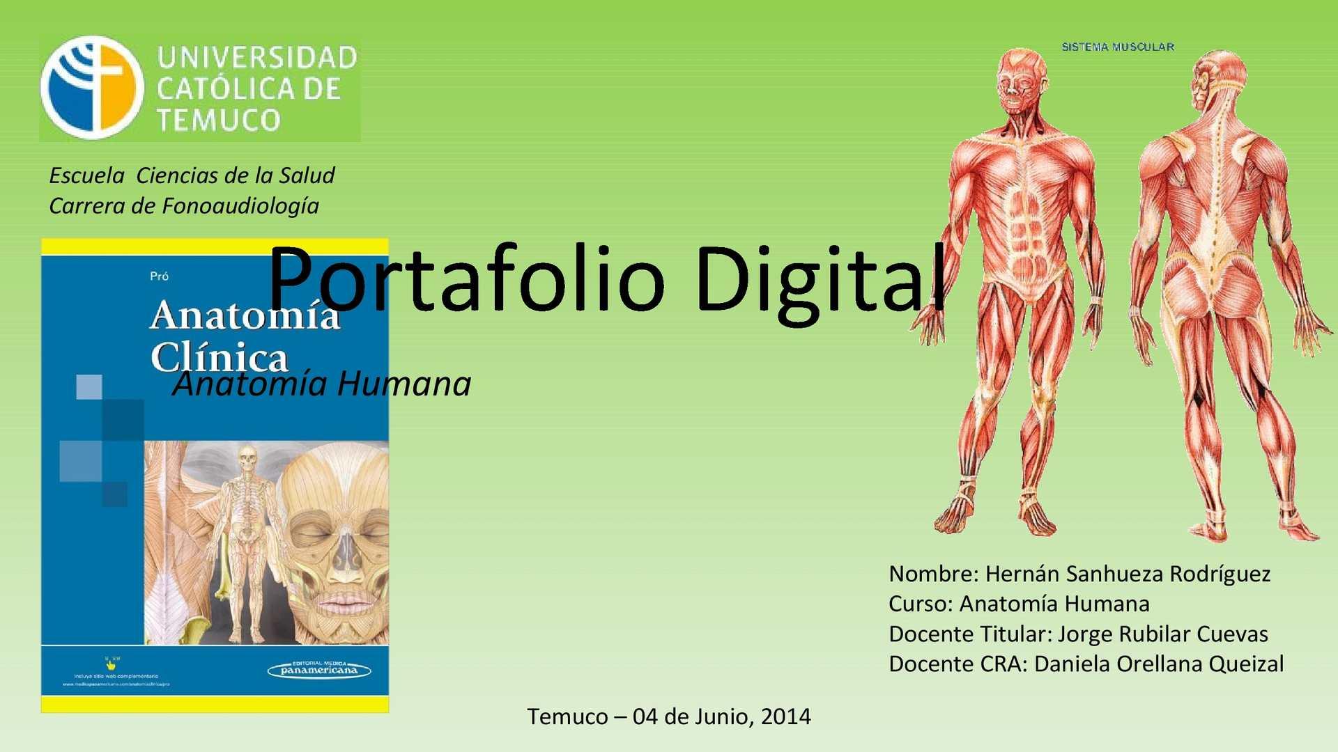 Calaméo - Portafolio Digital