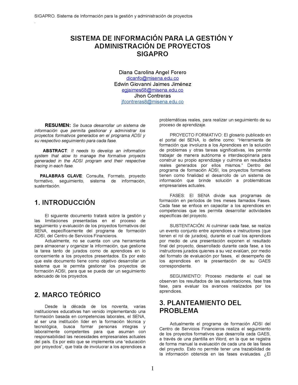 Calaméo - IEEE SIGAPRO