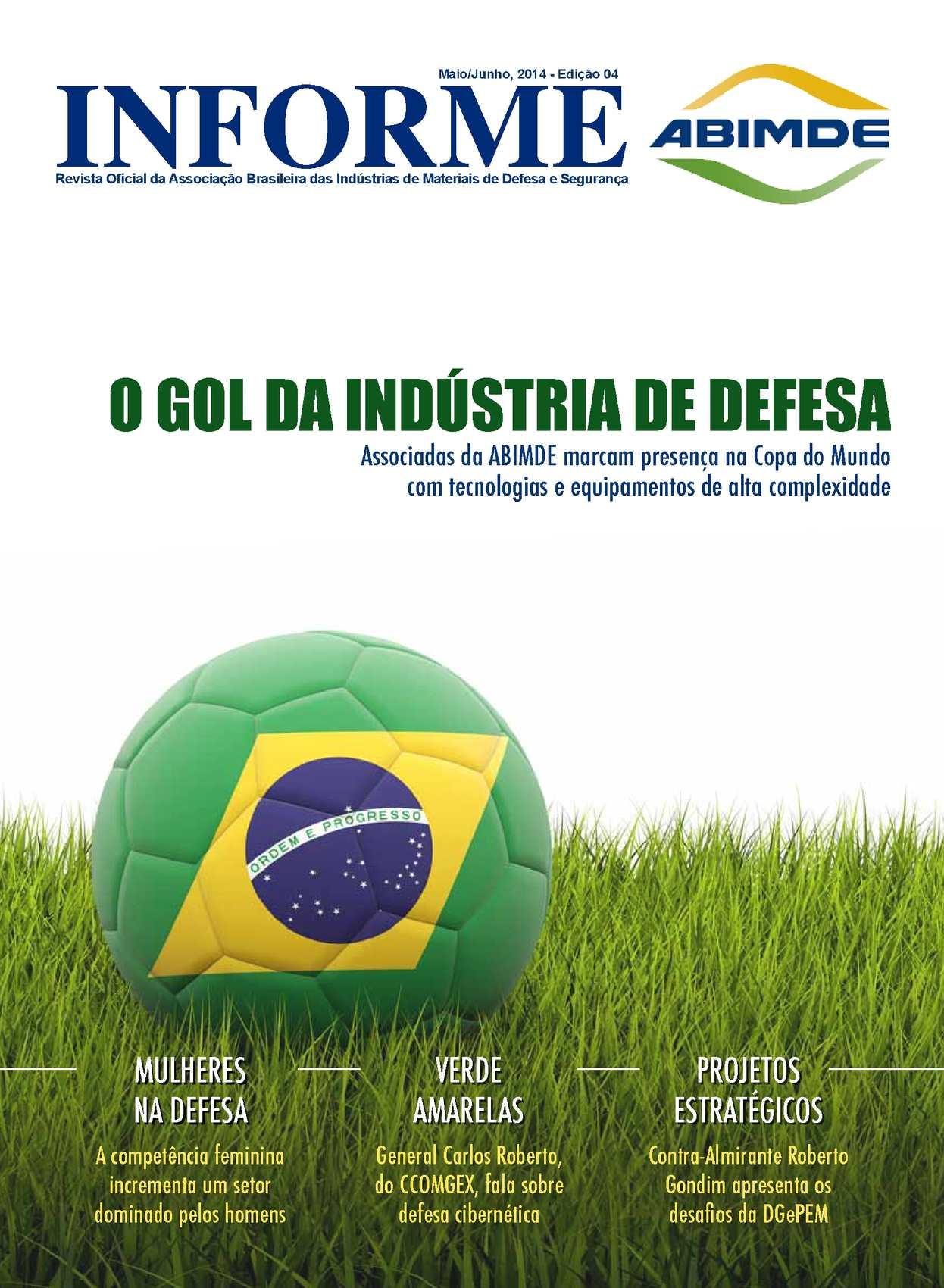 Calaméo - Matéria Bradar - Informe ABIMDE - Junho 2014 85ad5ecb59