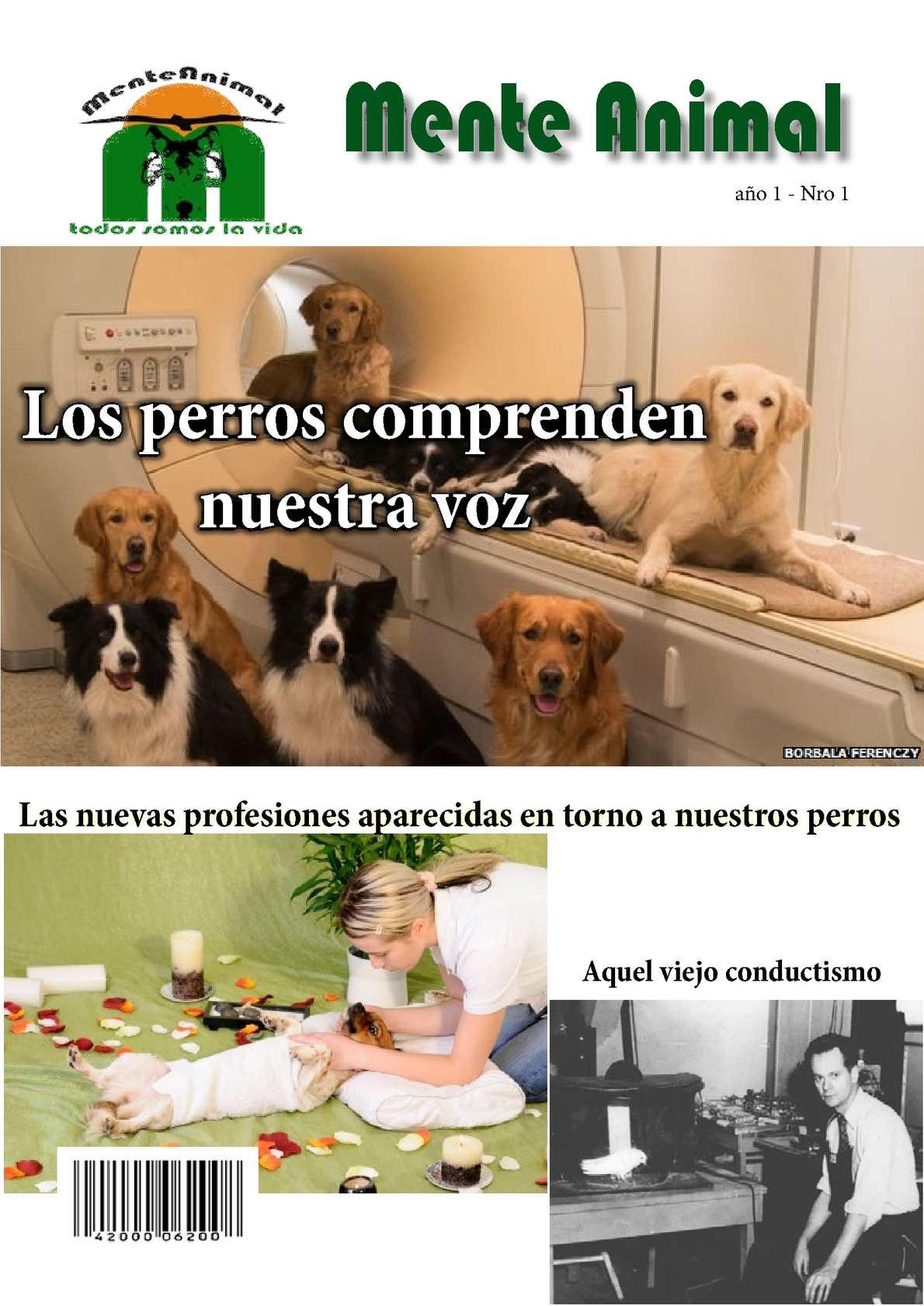 Calaméo - Revista Mente Animal Nro 1