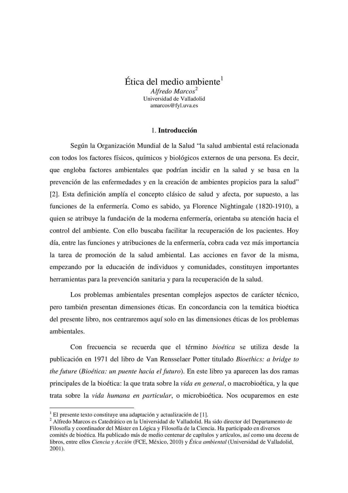 Calaméo - Etica Ambiental