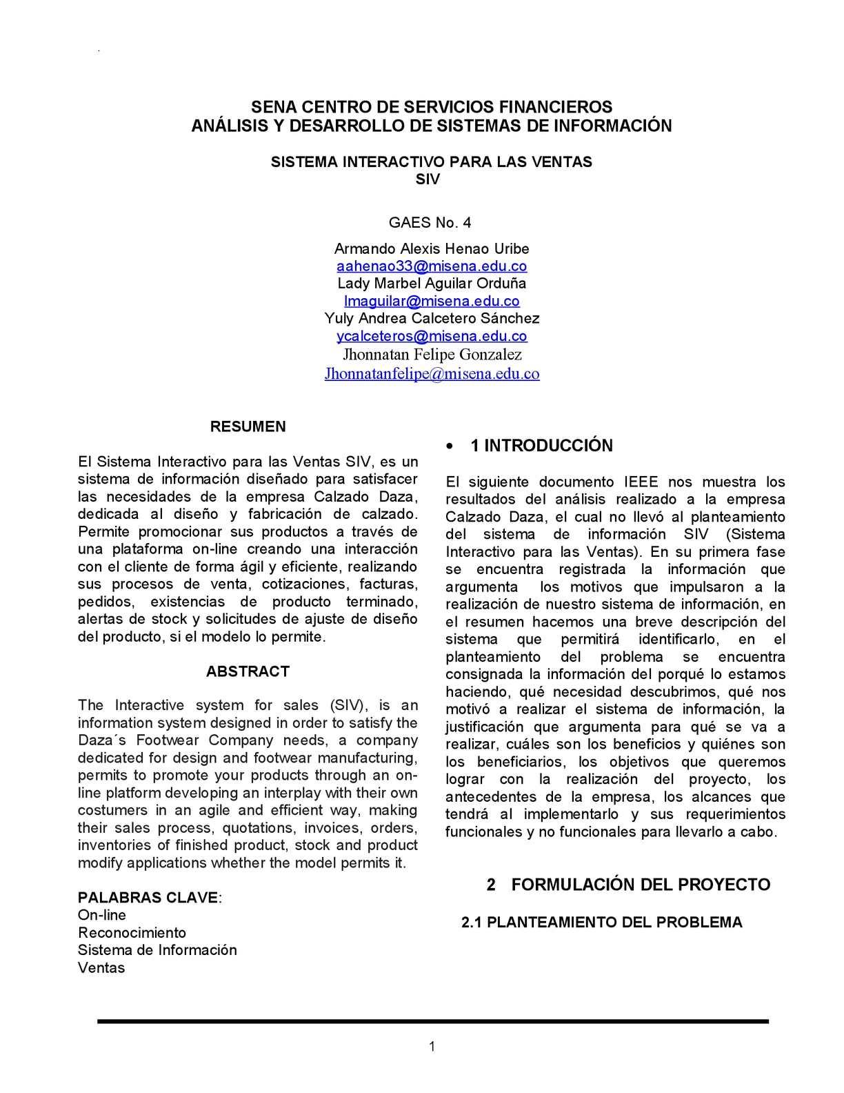 Calaméo - Formato IEEE.