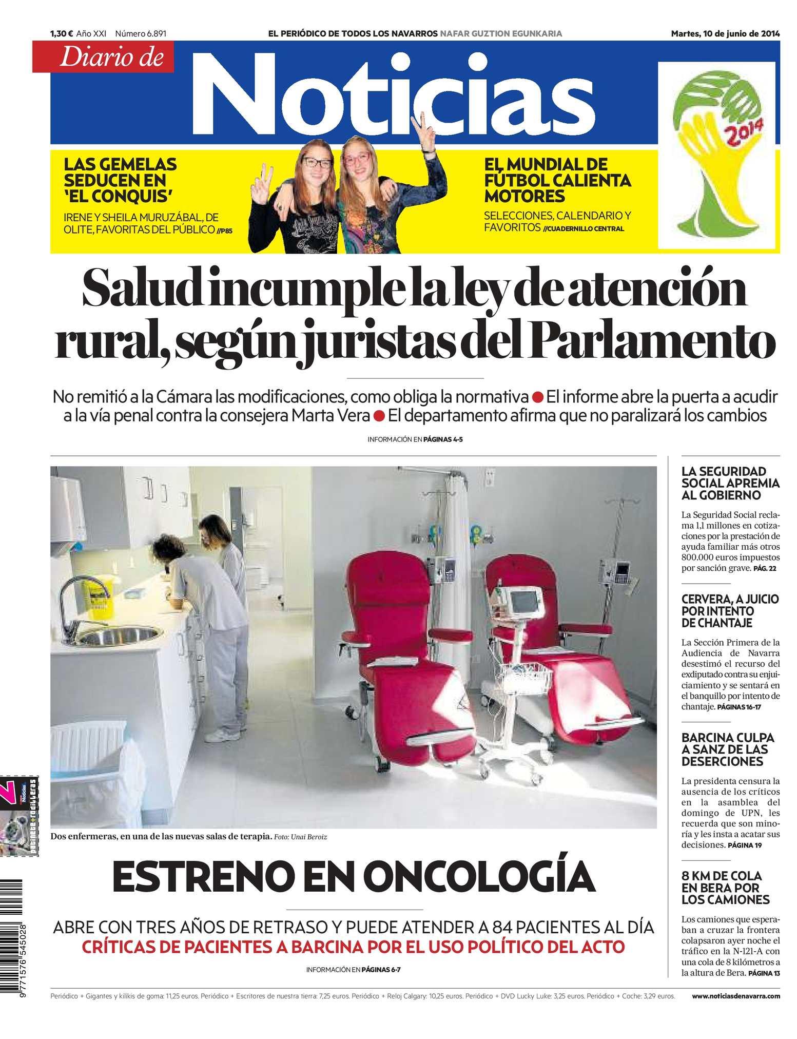 Calaméo - Diario de Noticias 20140610
