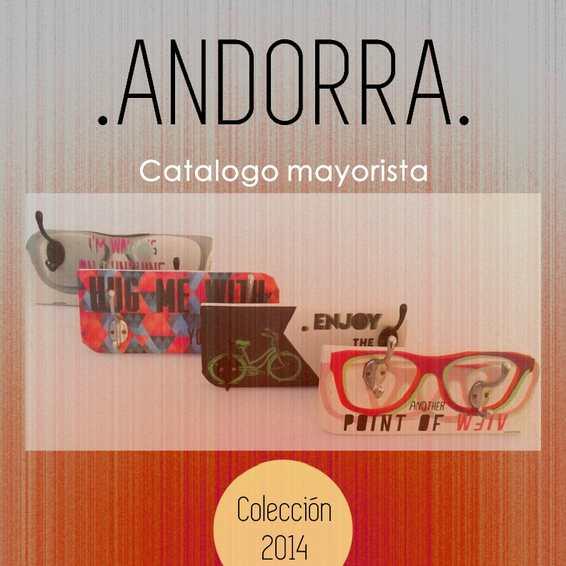 Andorra -Catalogo Mayorista-