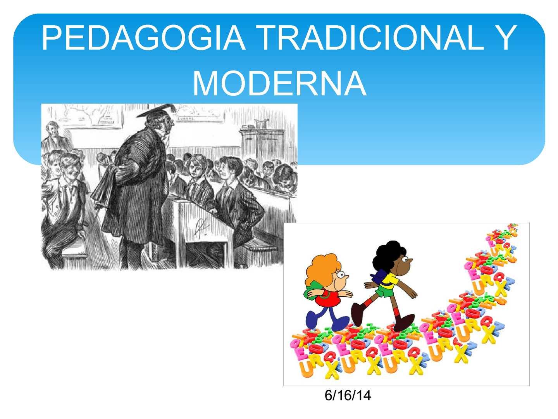 Pedagogia moderna