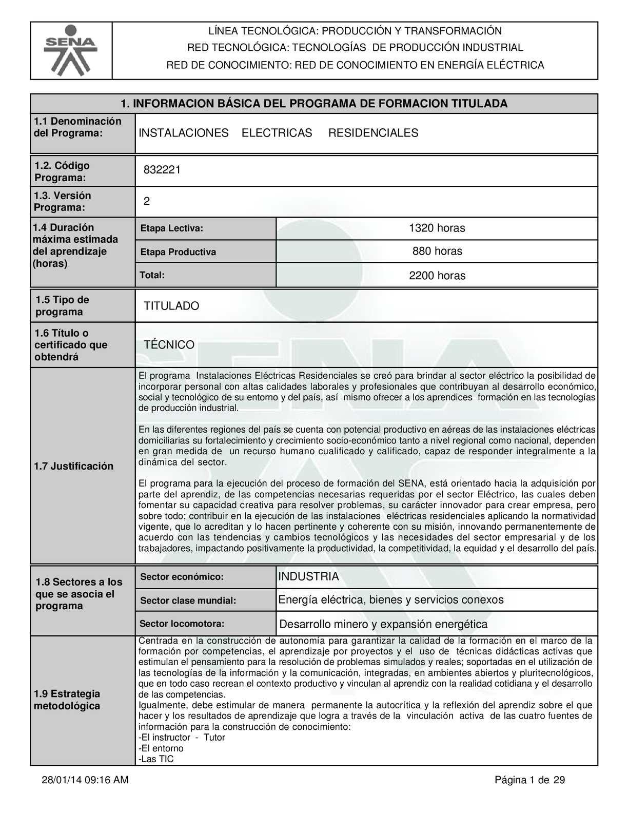 Calaméo - INSTALACIONES ELÉCTRICAS RESIDENCIALES